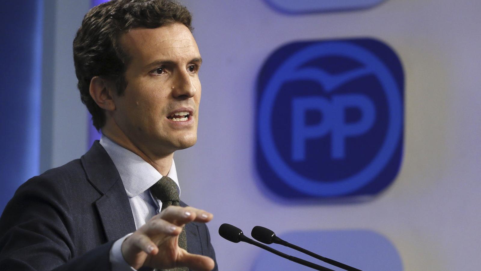 El PP ofereix transport gratuït a Madrid per assistir a la manifestació contra Sánchez