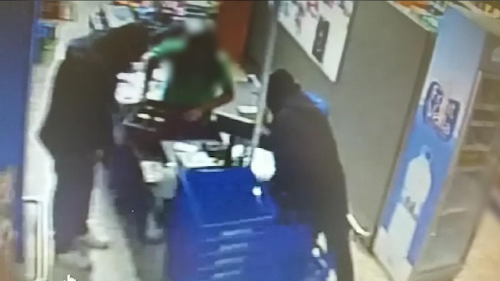 Els supermercats tampoc s'escapen dels robatoris