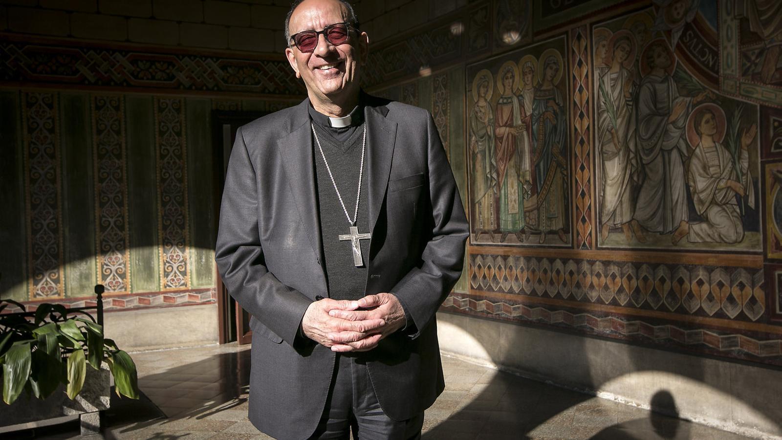 """Una jutge investiga el cardenal Omella per """"falsificació documental"""""""