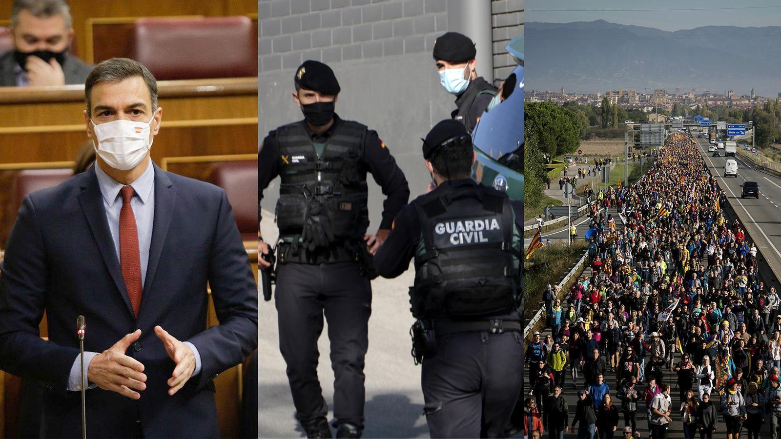 L'anàlisi d'Antoni Bassas: Repressió, la resposta política
