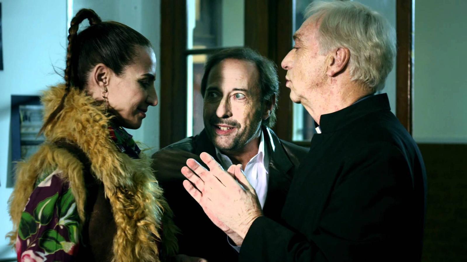 Tràiler de la sèrie argentina 'El hombre de tu vida'