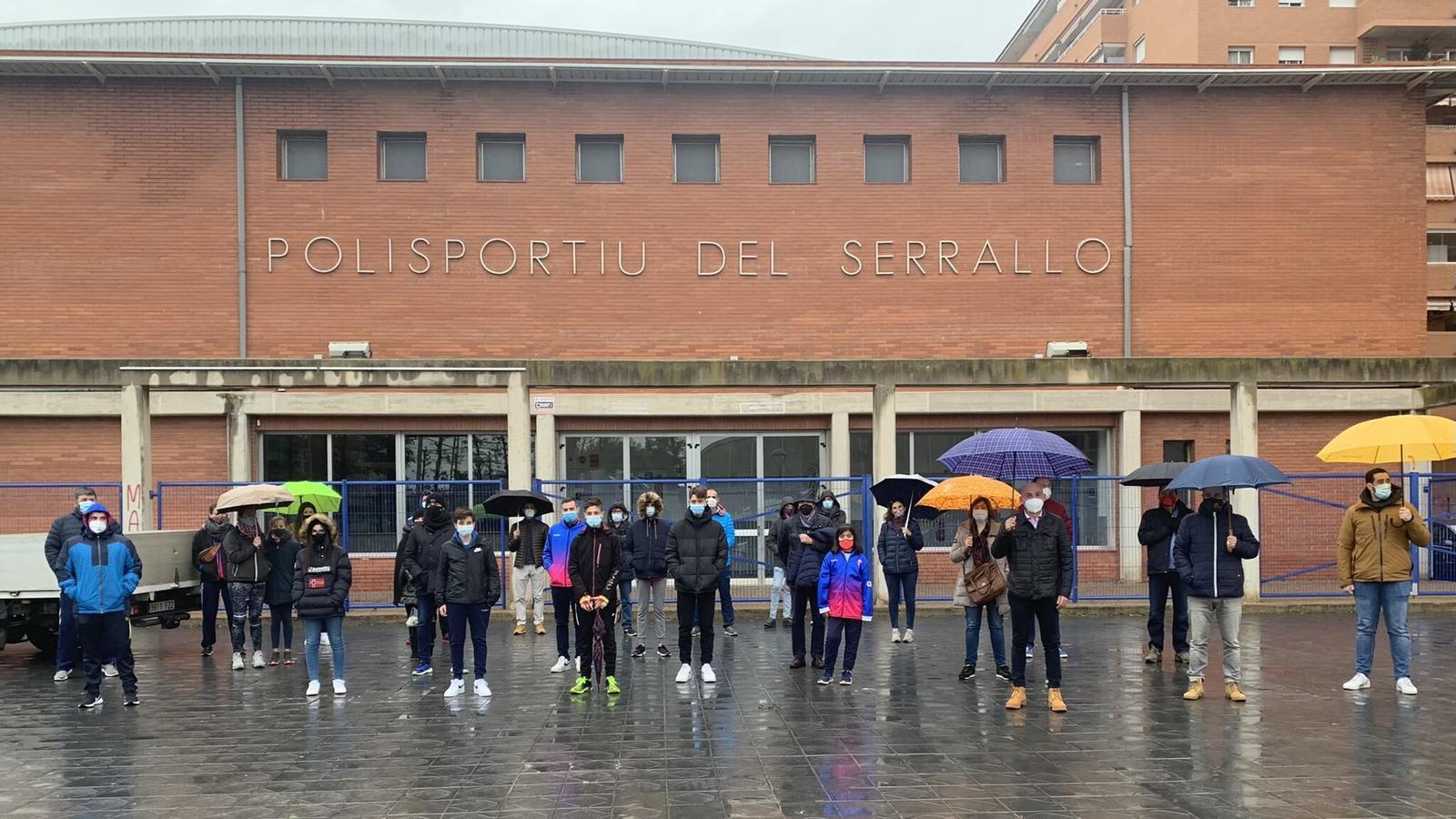 Concentració a Tarragona