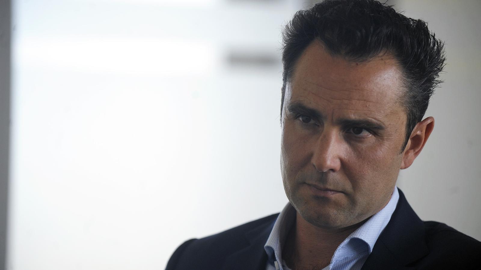 Hervé Falciani, informático franco-italiano reclamado por Suiza. / Daniel García-Sala