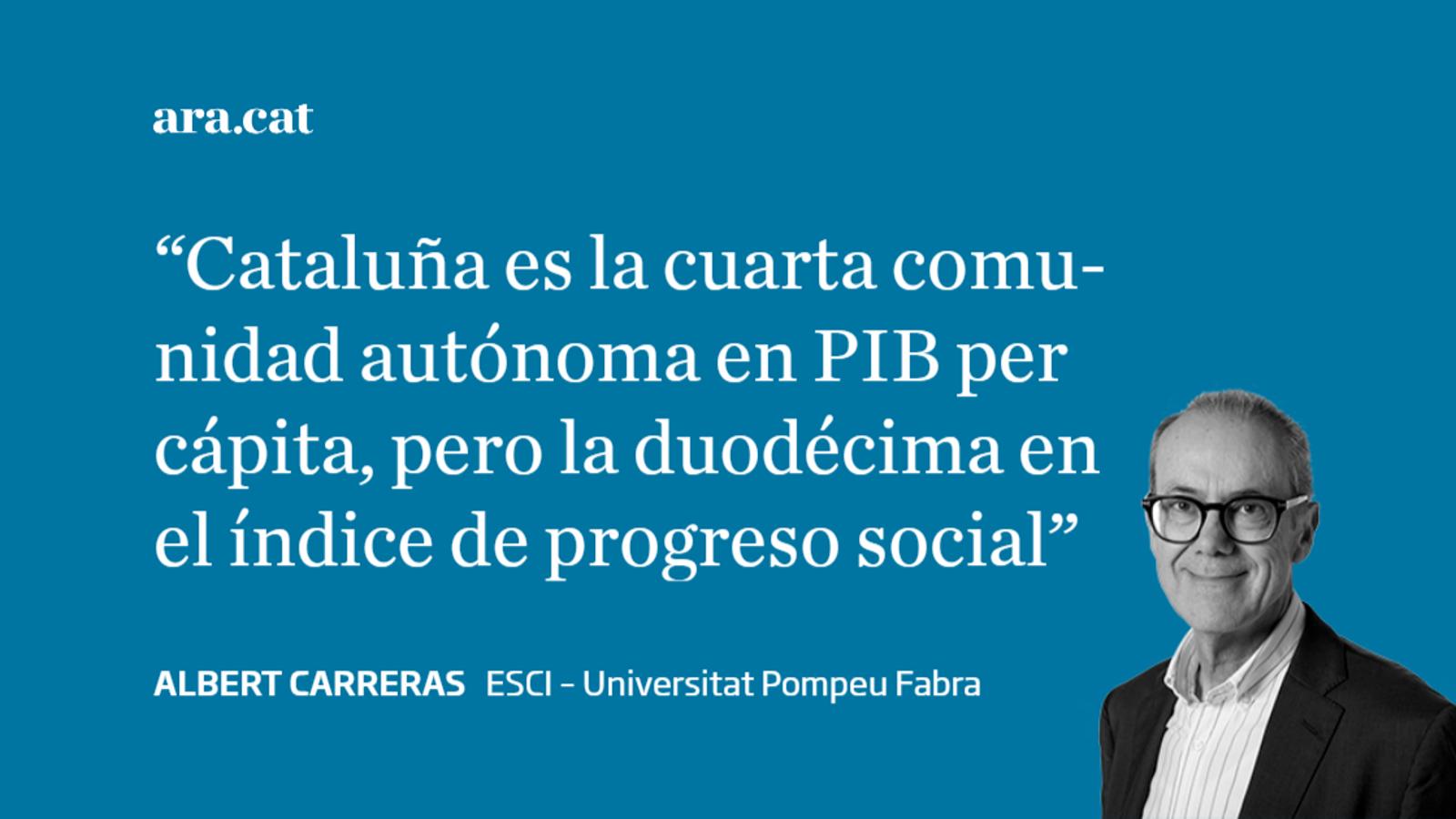 ¿Es Cataluña la comunidad autónoma más favorecida?