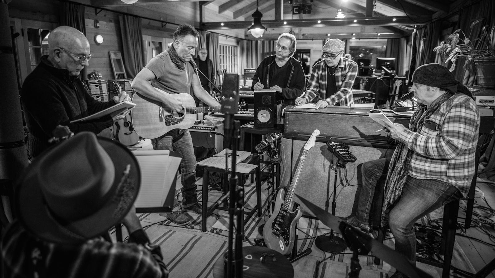 'Letter to you': la carta d'amor del Boss a l'E Street Band i als fans
