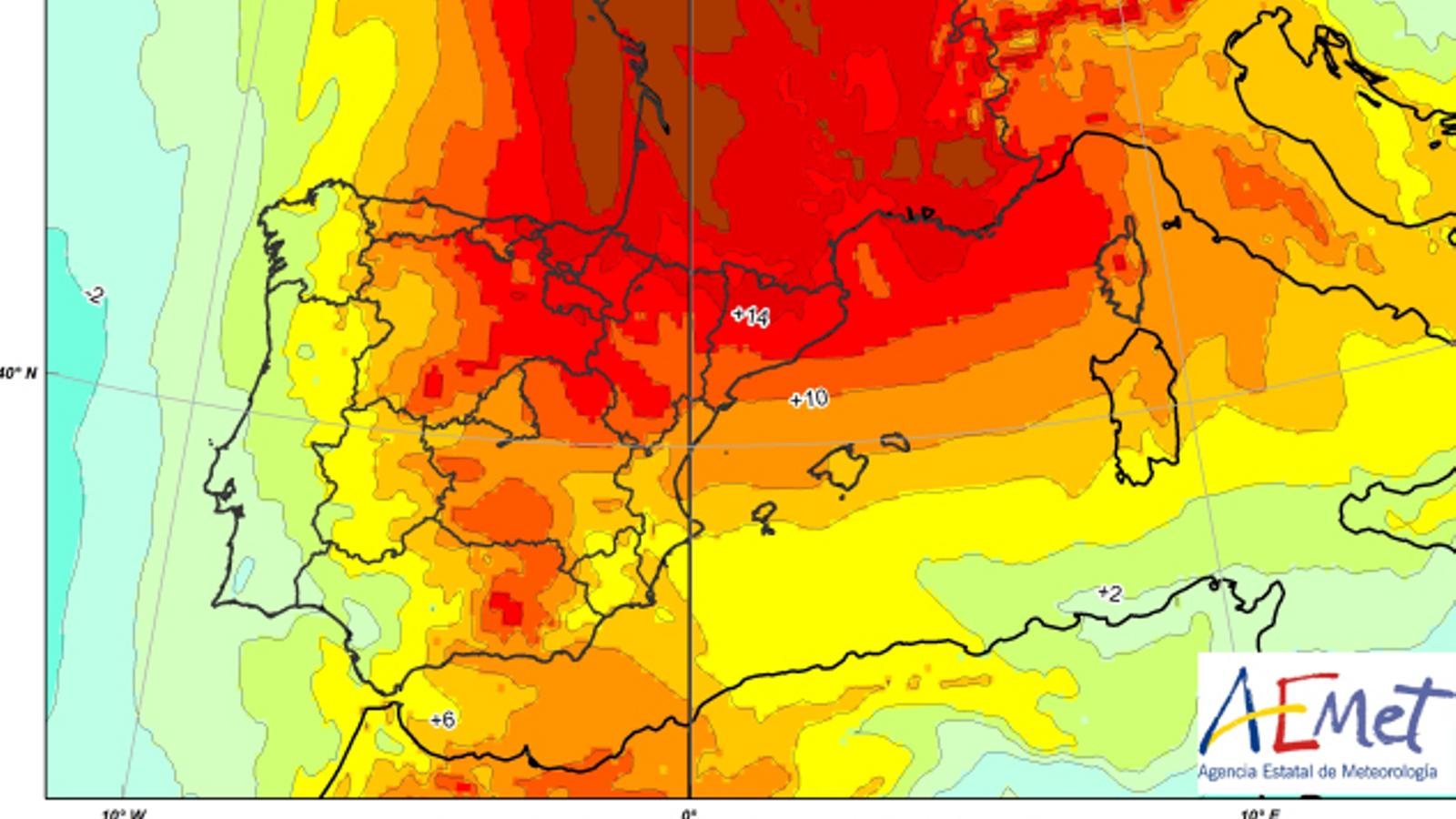 Les onades de calor al juny són deu vegades més probables que fa 30 anys
