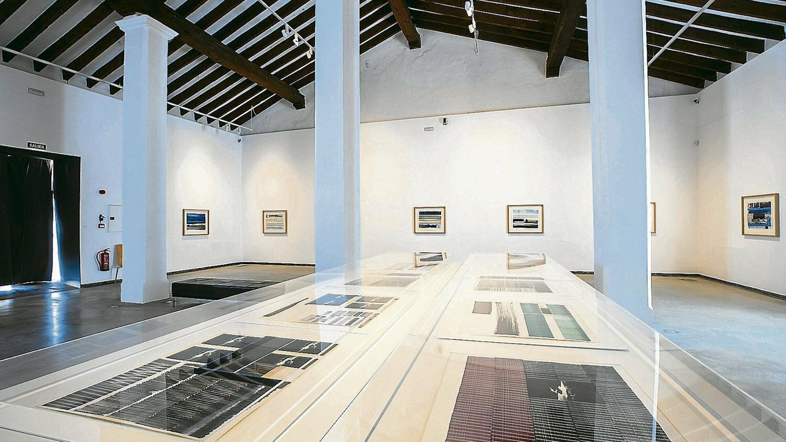 L'obra més íntima de  Juan Uslé arriba al MACE