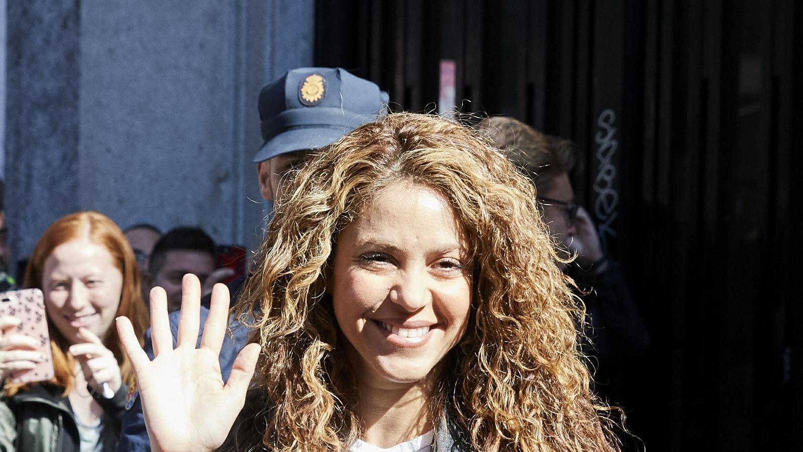 """Shakira nega que plagiés 'La bicicleta': """"És un homenatge a la meva terra"""""""