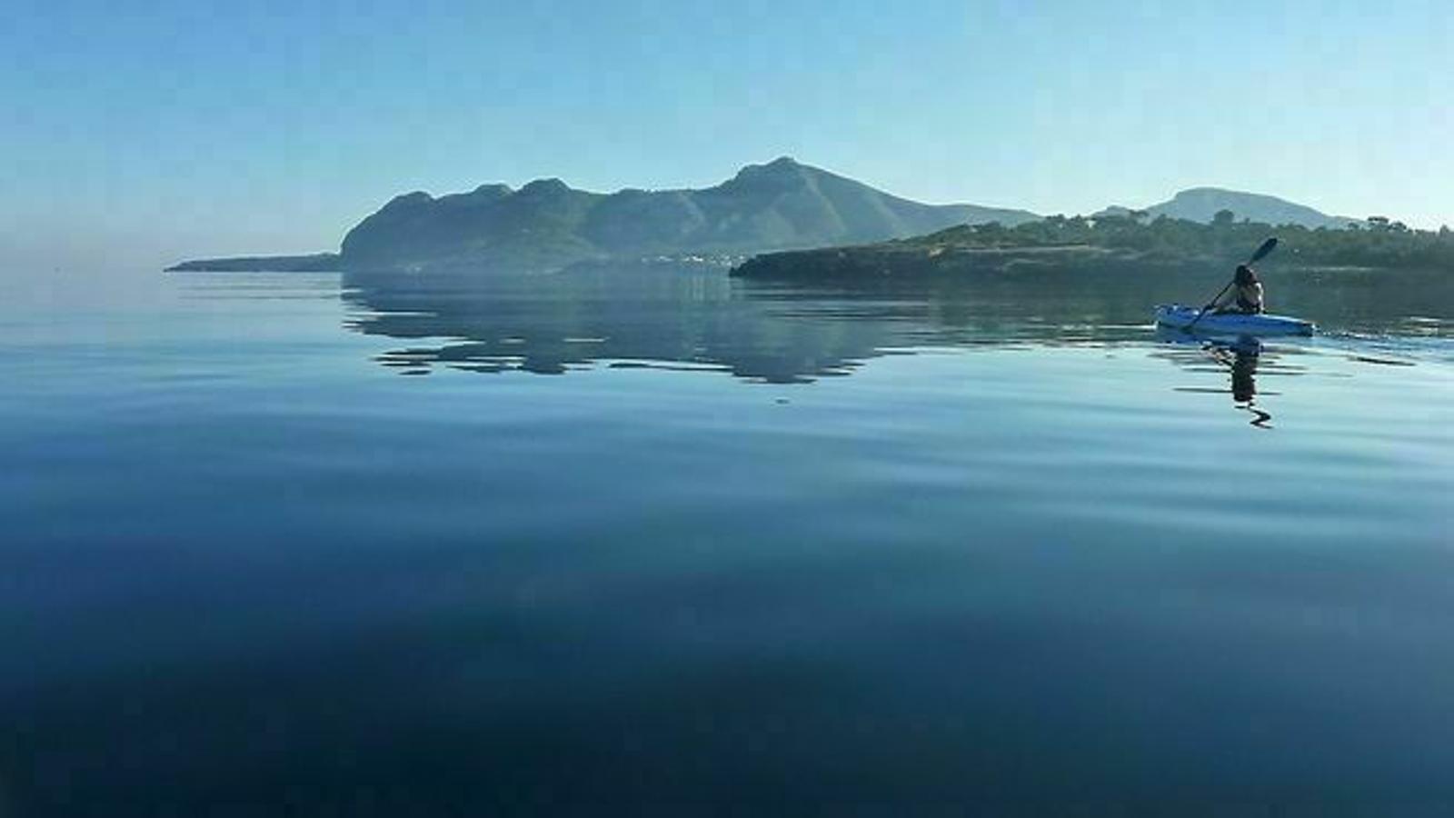 Temps estable a les Illes Balears. / BERNAT PICÓ