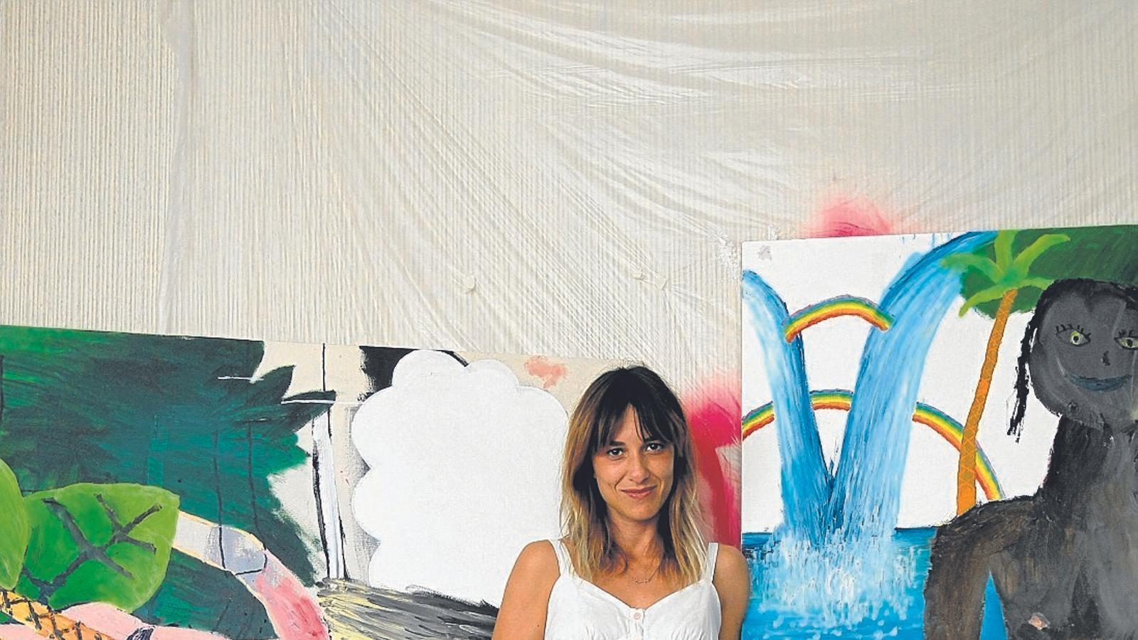 L'artista Bel Fullana