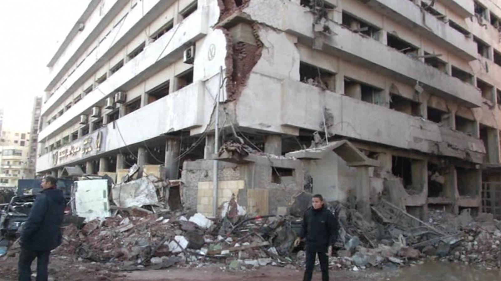 Atemptat amb cotxe bomba a Egipte: almenys 14 morts