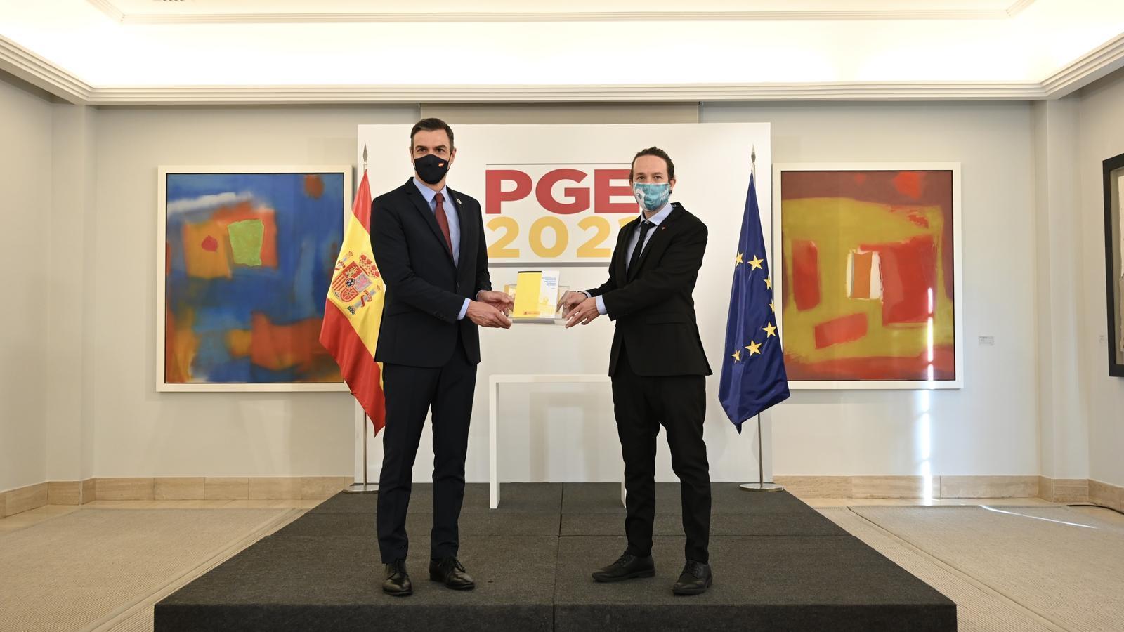 Els govern espanyol presenta un projecte de pressupostos expansius amb una inversió de 239.765 M€