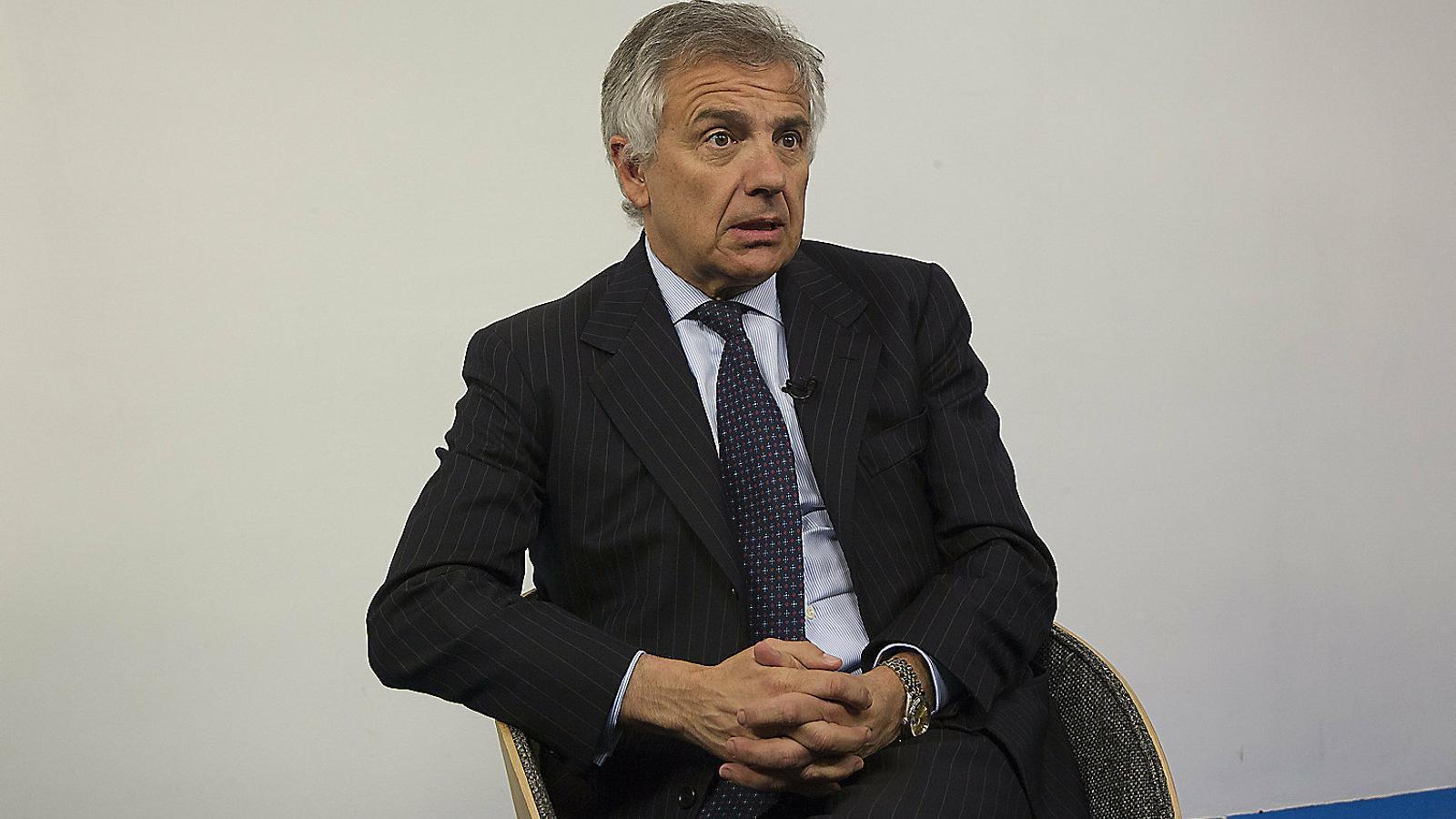"""Joan Antoni Samaranch Salisachs: """"Cancel·lar els Jocs hauria tingut unes implicacions brutals"""""""