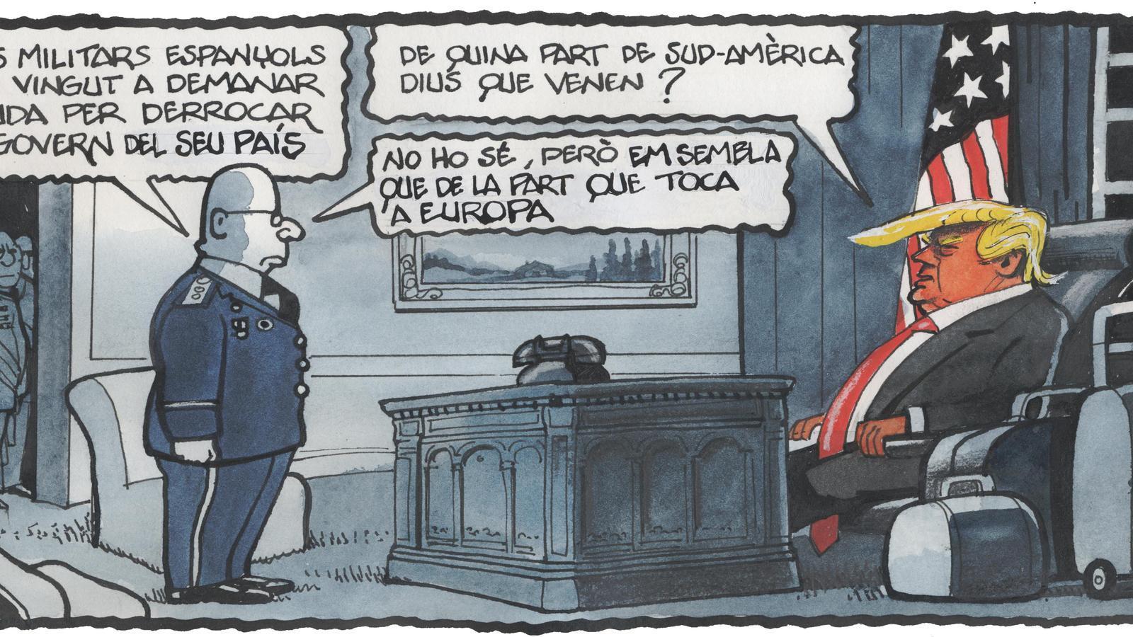 'A la contra', per Ferreres 04/01/2021