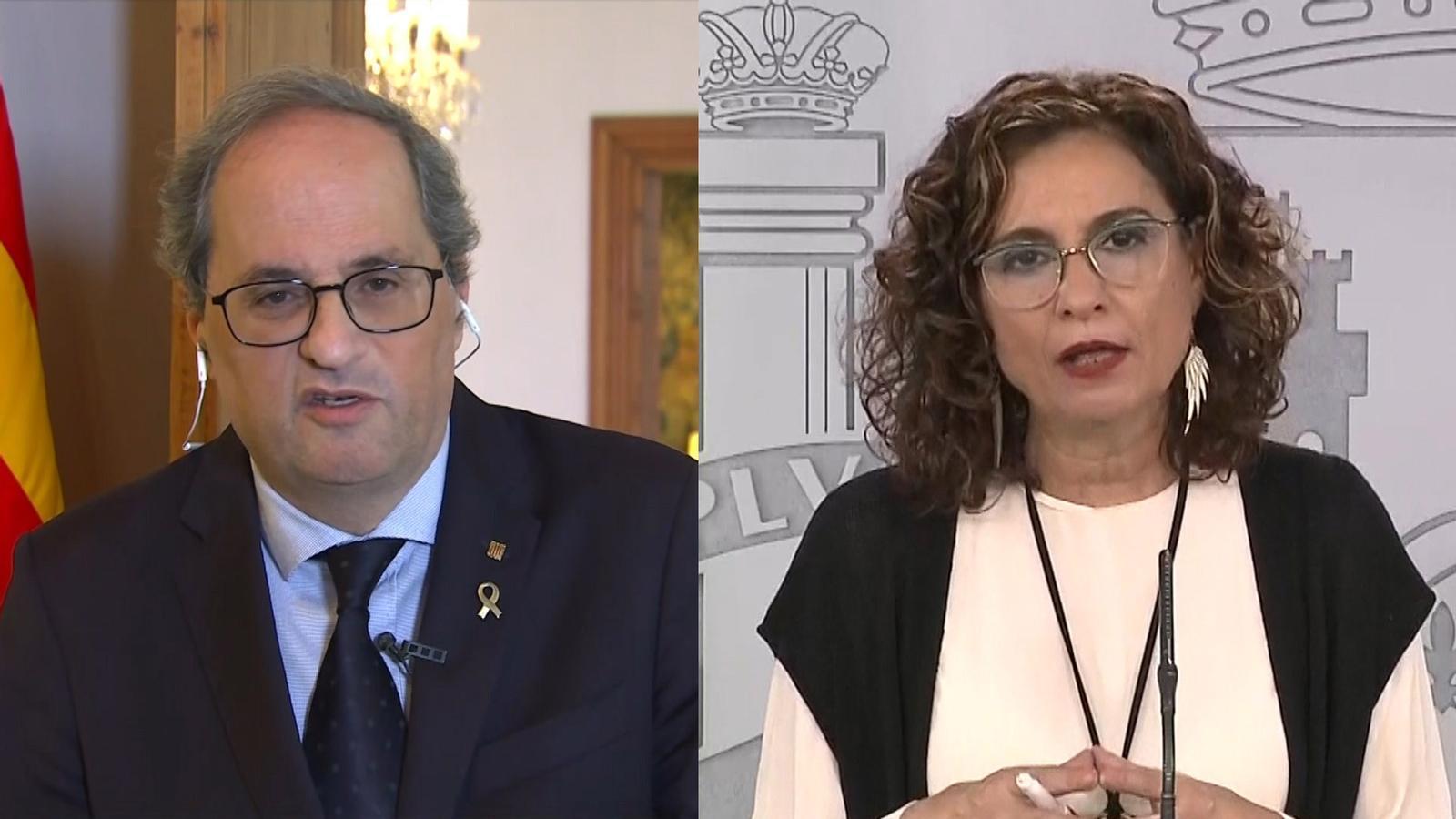 El govern espanyol no accepta el mètode de càlcul de mortalitat de Catalunya: les claus del dia, amb Antoni Bassas (17/04/2020)