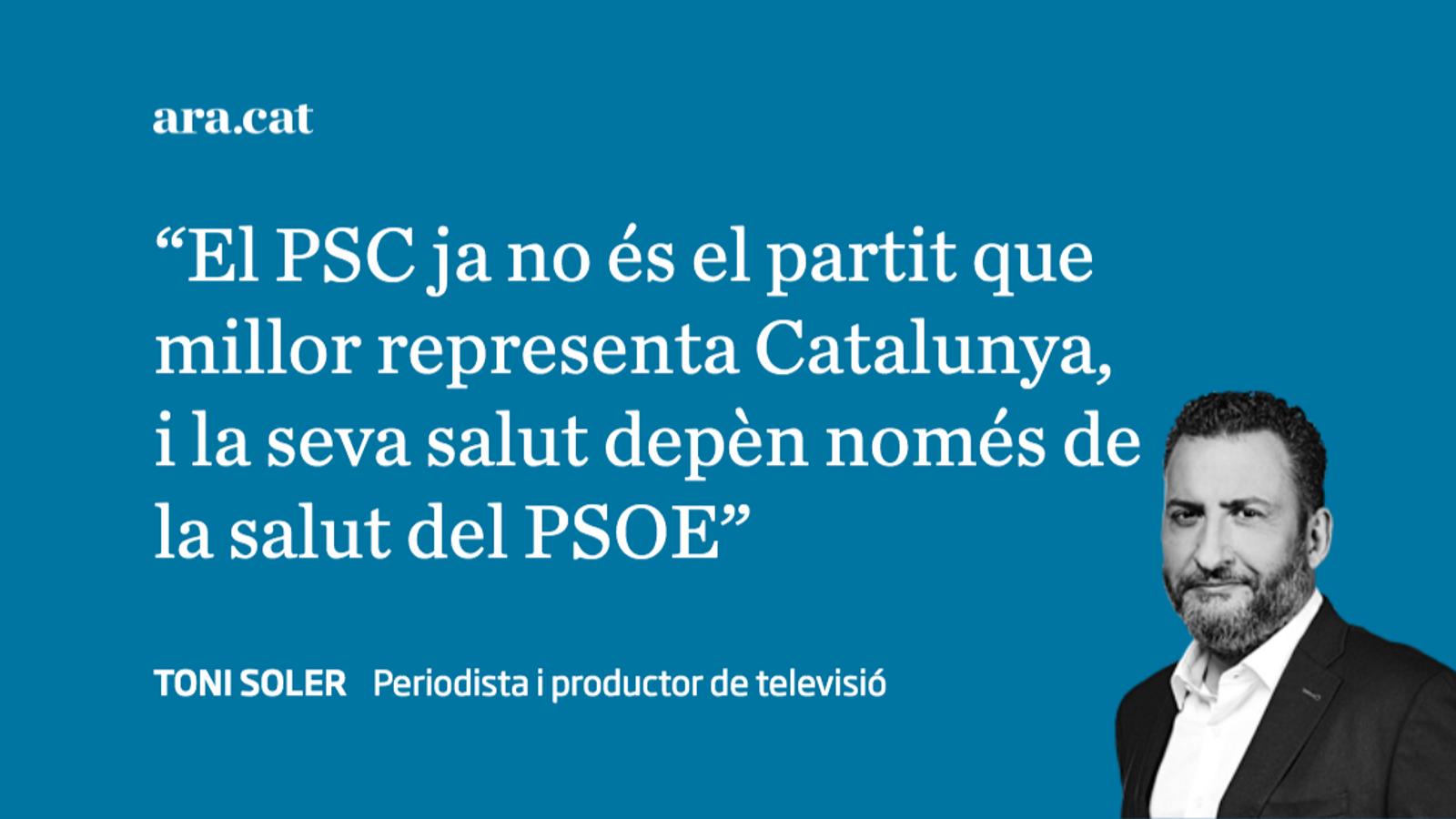 El PSC,  'in memoriam'