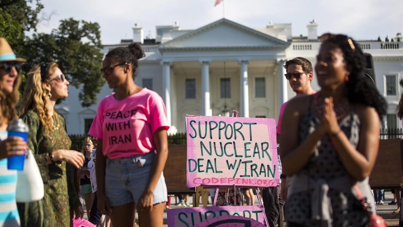 L'acord amb l'Iran arriba deu anys tard
