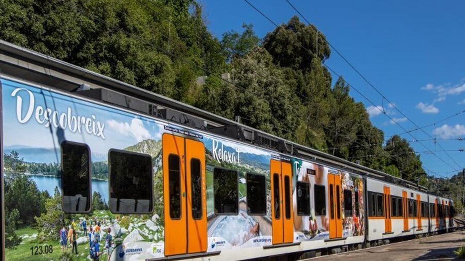 Andorra analitza la viabilitat d'una connexió ferroviària amb l'Alt Pirineu