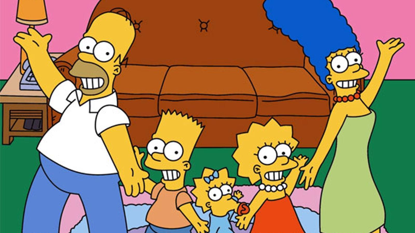 'Los Simpson' deixen Antena 3, després de 24 anys en emissió