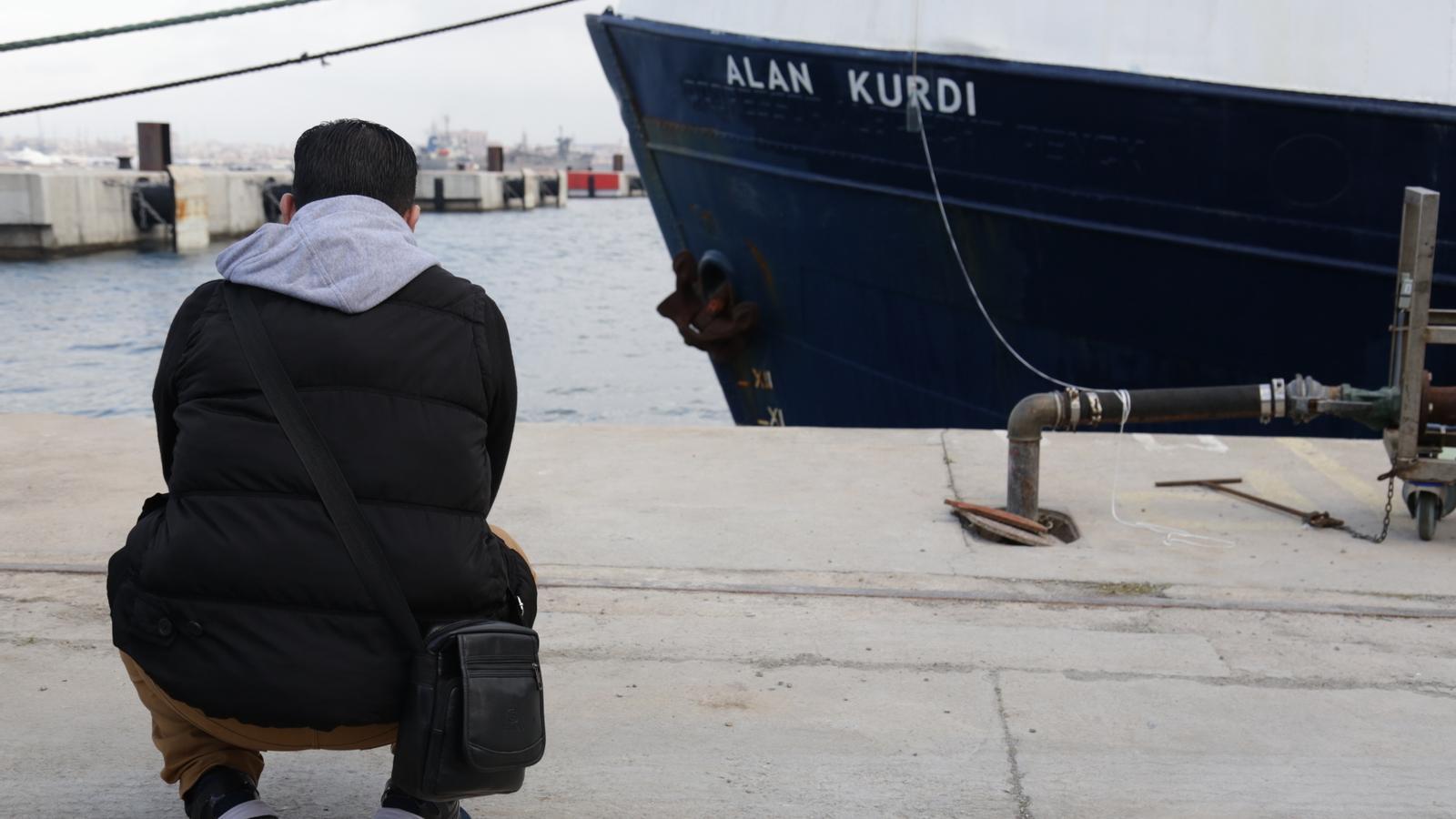 """Abdullah Kurdi, sobre la mort de la seva família: """"Em sent com si fos enmig de la mar perdent els meus"""""""