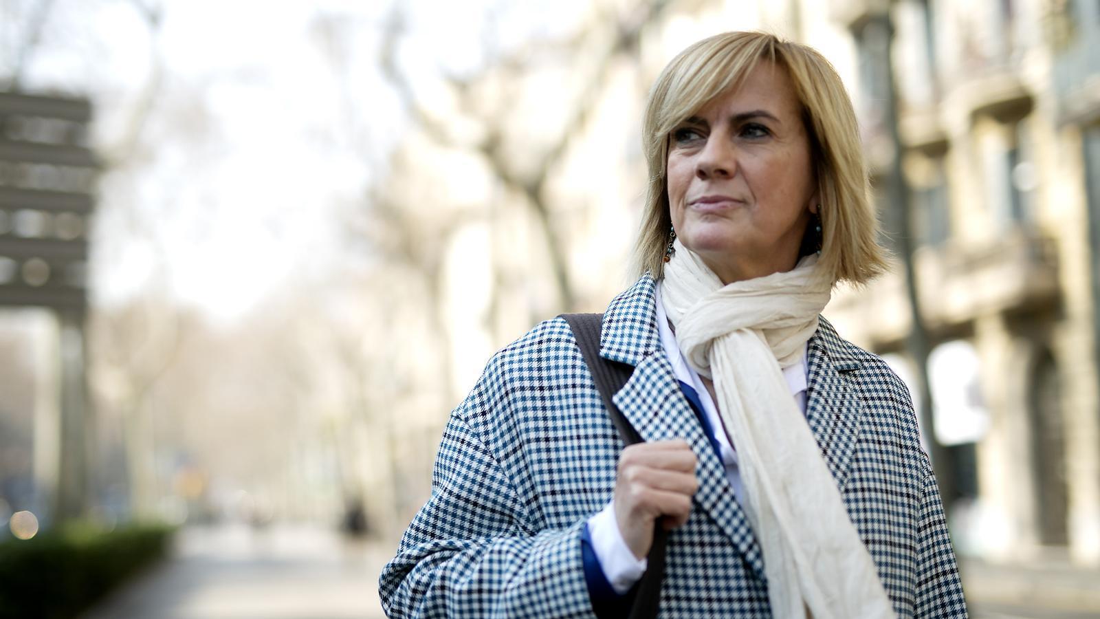 """Gemma Nierga: """"En Cuixart ja no té por de res"""""""
