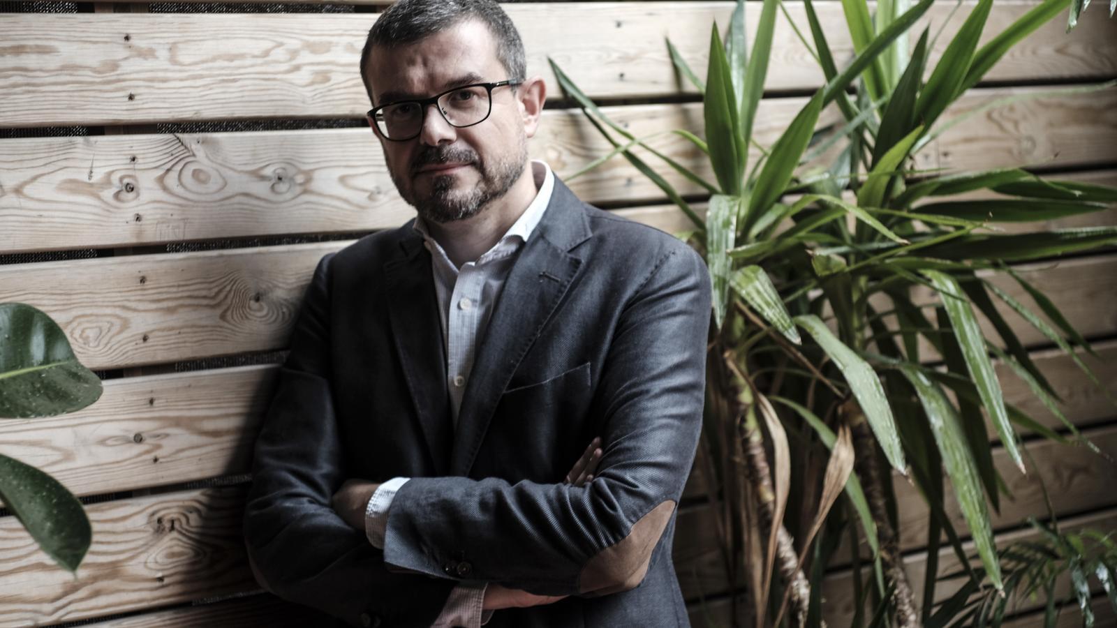 Jaume Clotet, a la llibreria Laie
