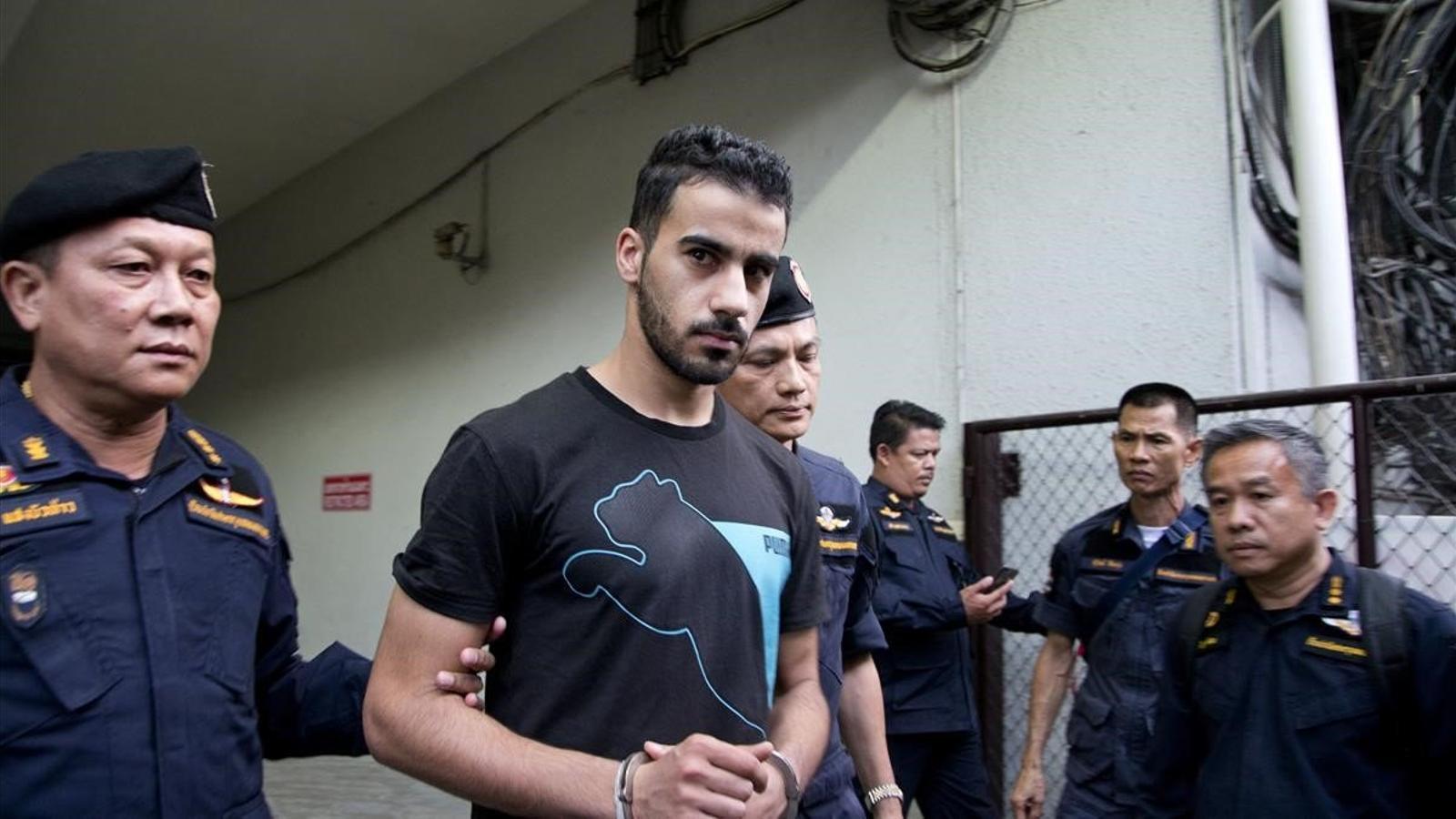 El calvari de Hakeem al-Araibi, el futbolista detingut durant la seva lluna de mel