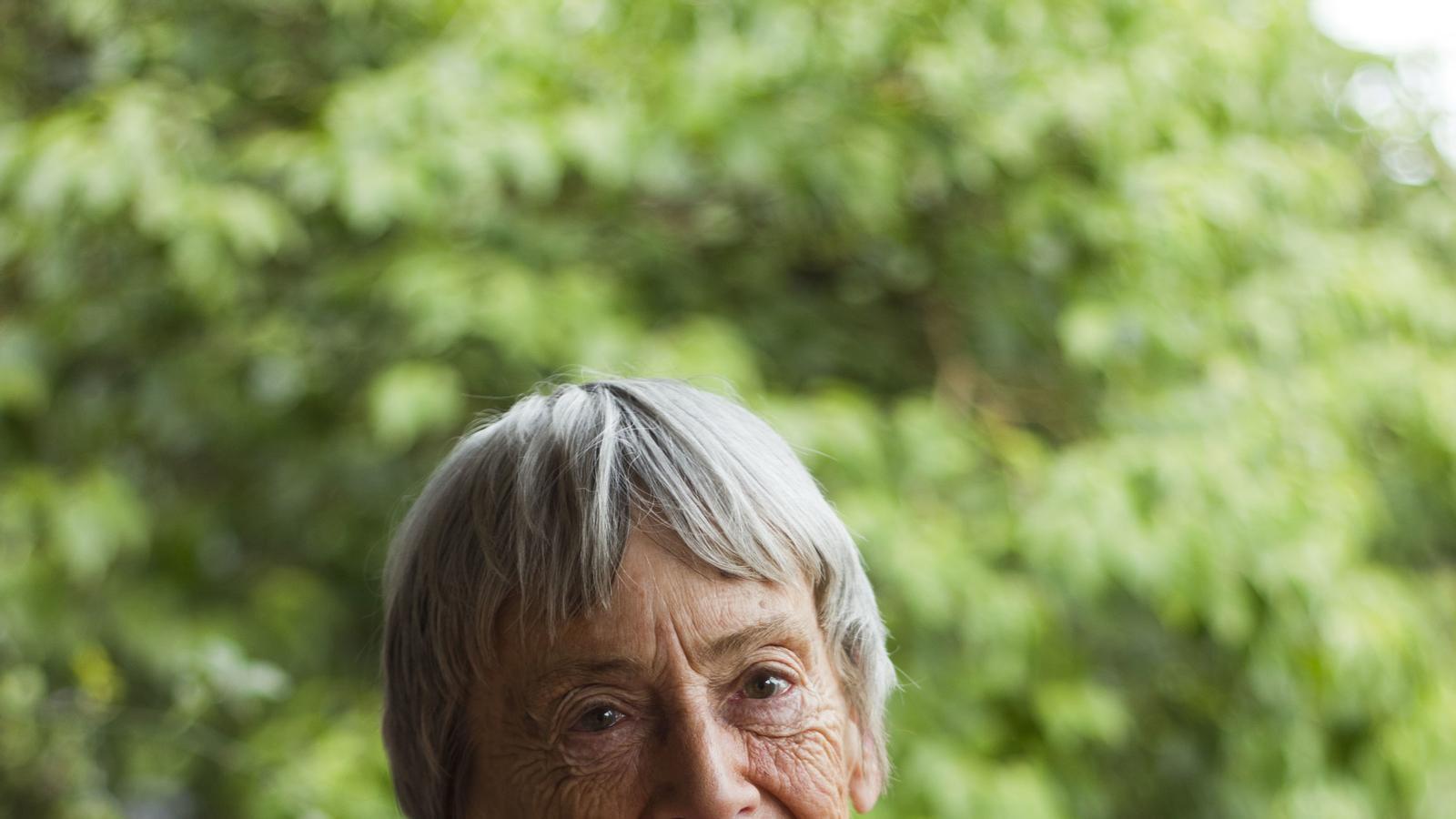 Ursula K. Le Guin, referent de la ciència ficció
