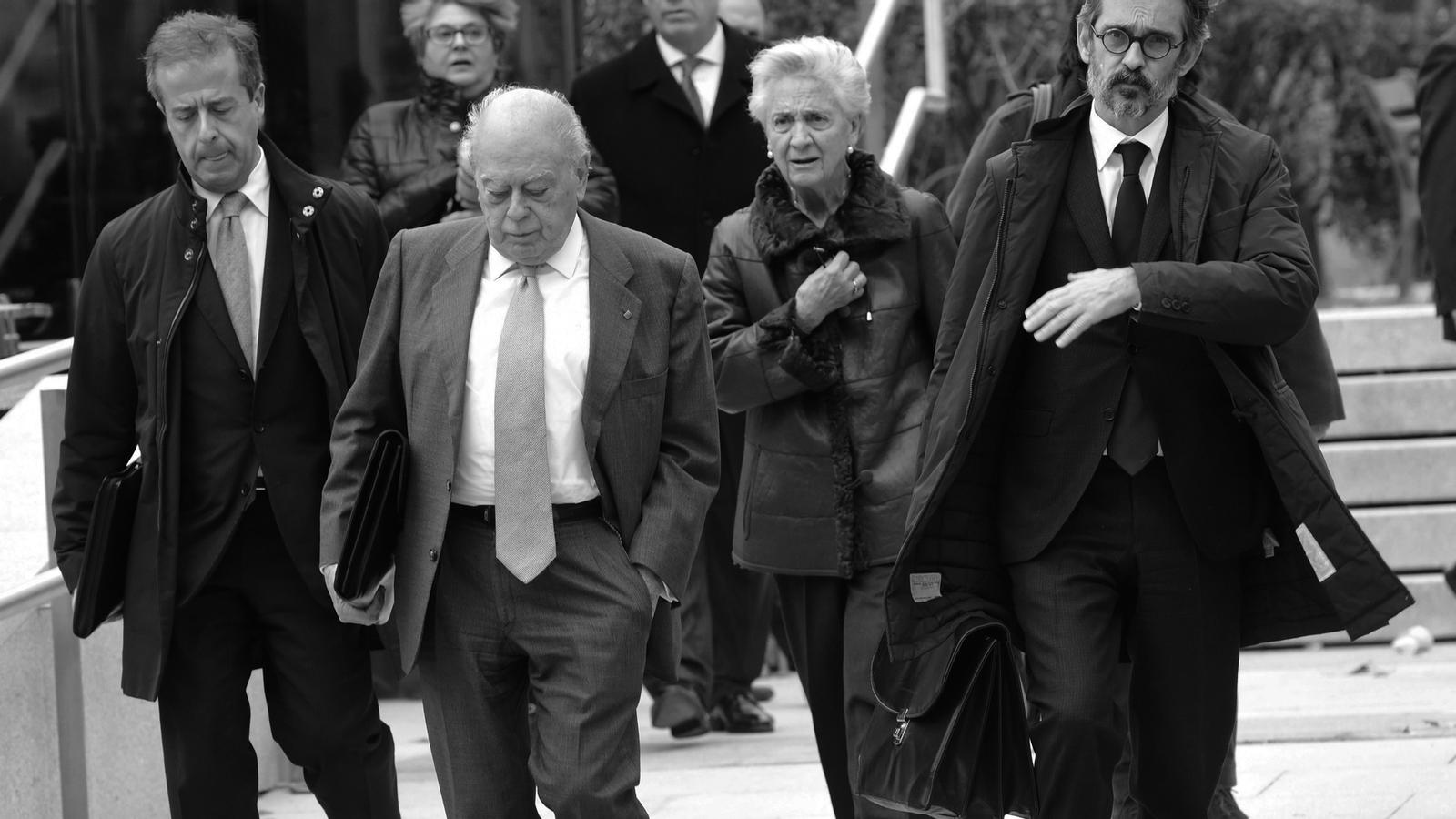 L'editorial d'Antoni Bassas: Pujol a l'Audiència Nacional
