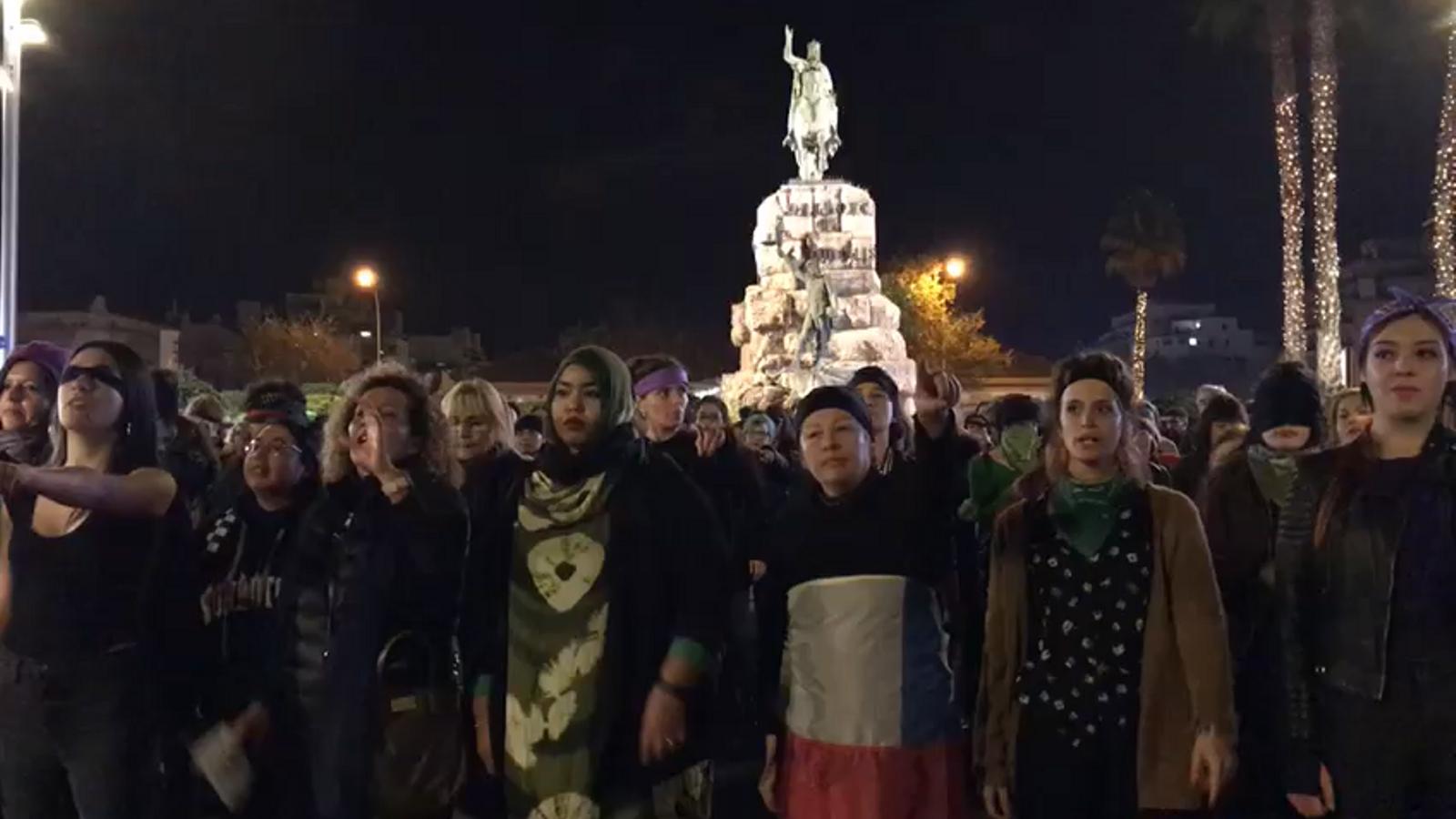 Vídeo de l'himne feminista 'Un violador en tu camino'