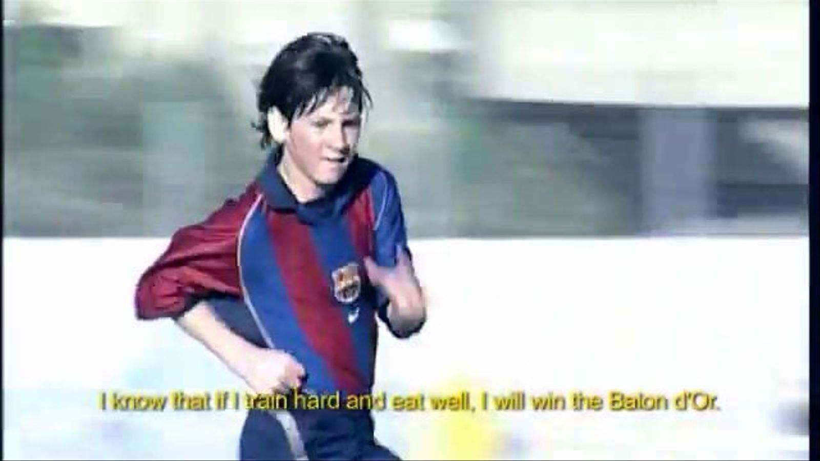 Messi i Piqué, protagonistes de la campanya Som el que fem, som el que mengem de la Fundació FC Barcelona