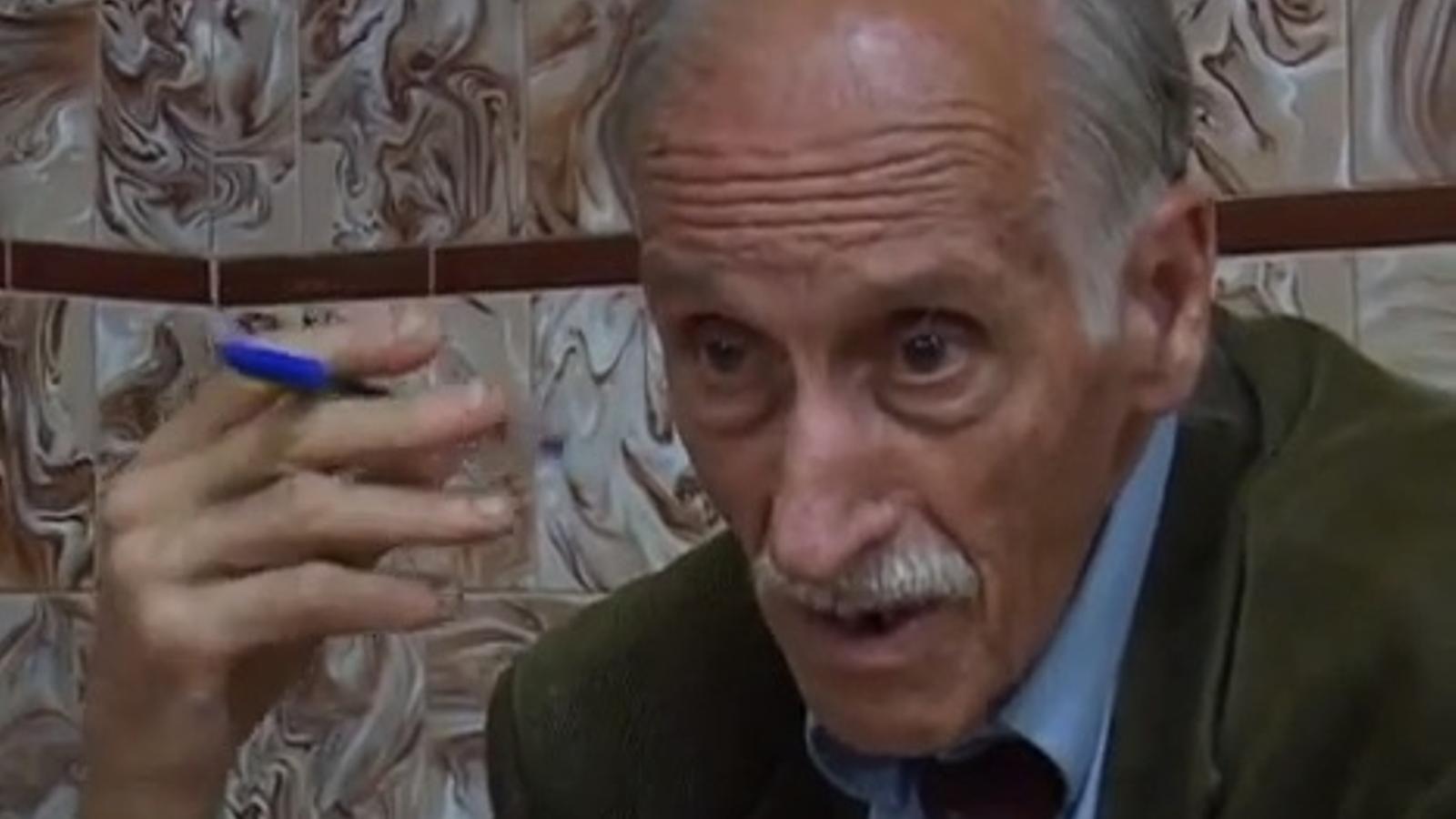 'L'home del metro', de Joan Vall Karsunke
