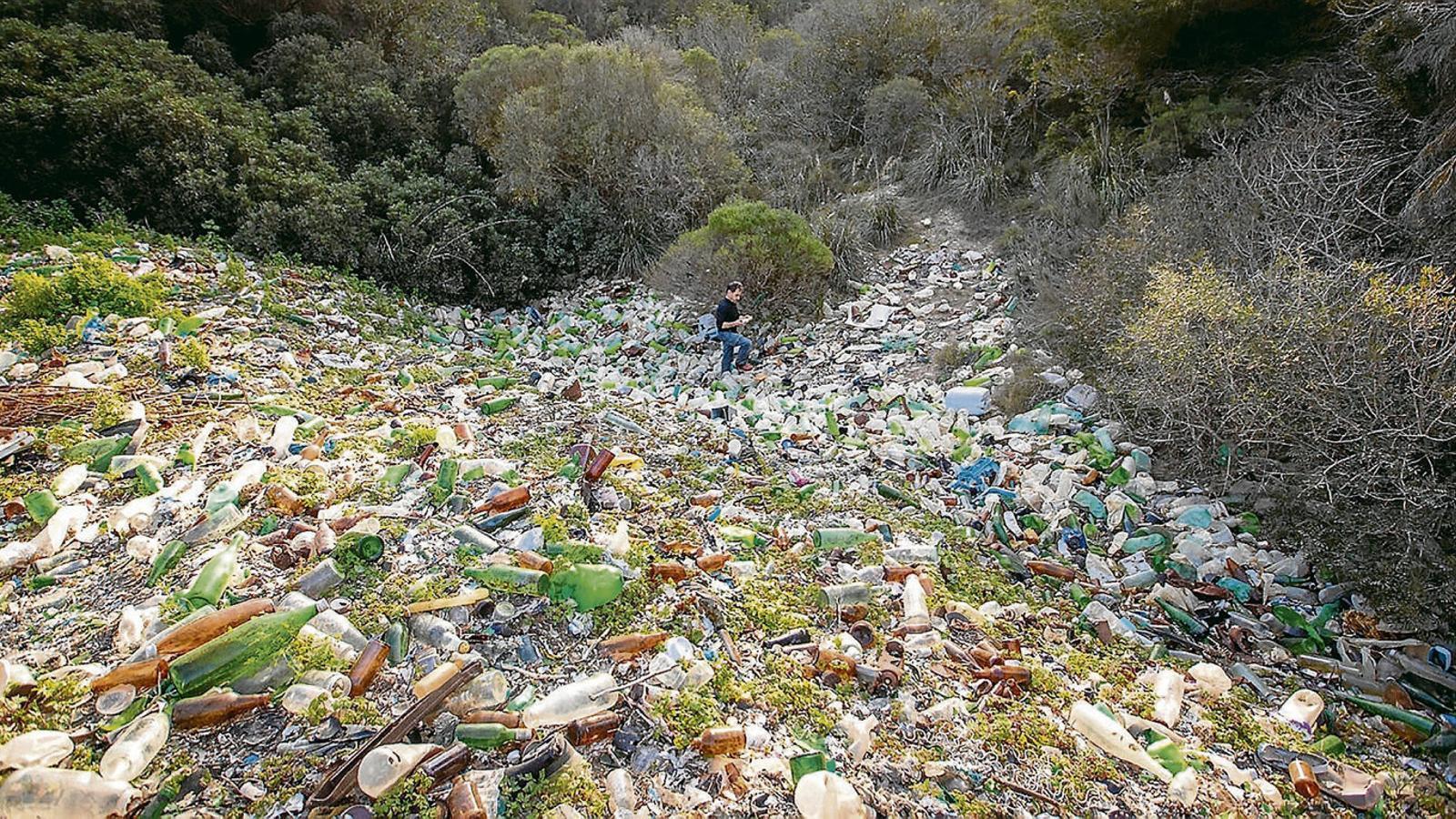 A les Balears només es recicla un de cada quatre envasos