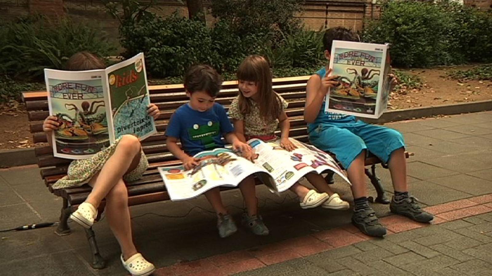 Arriben les vacances i l'ARA ha preparat un quadern especial 'Ara Kids'!
