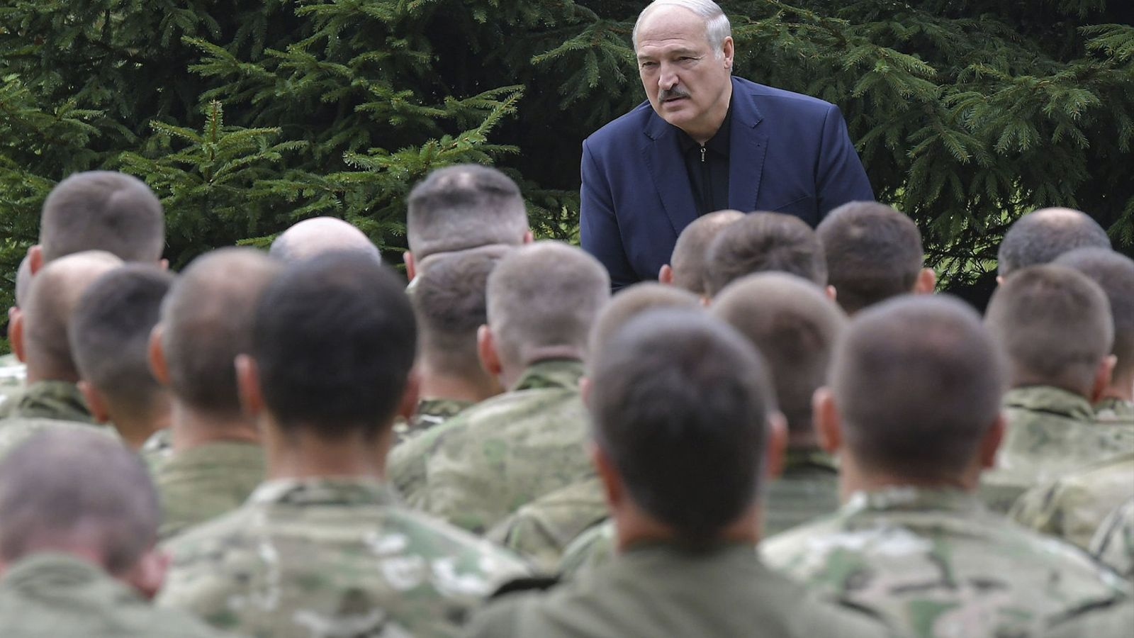 Lukaixenko, la desmesura del poder