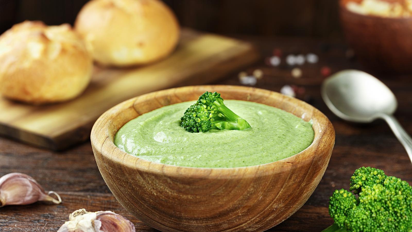 També es pot preparar en forma de puré o crema