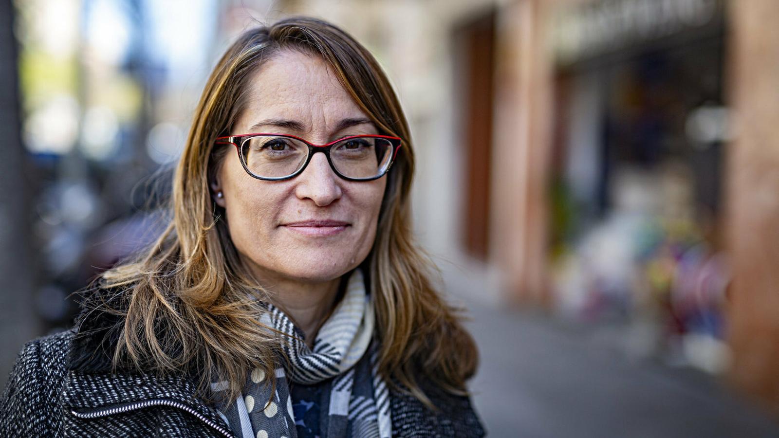 """Marina Roig: """"Si protestar és delicte, la democràcia fa passos enrere"""""""