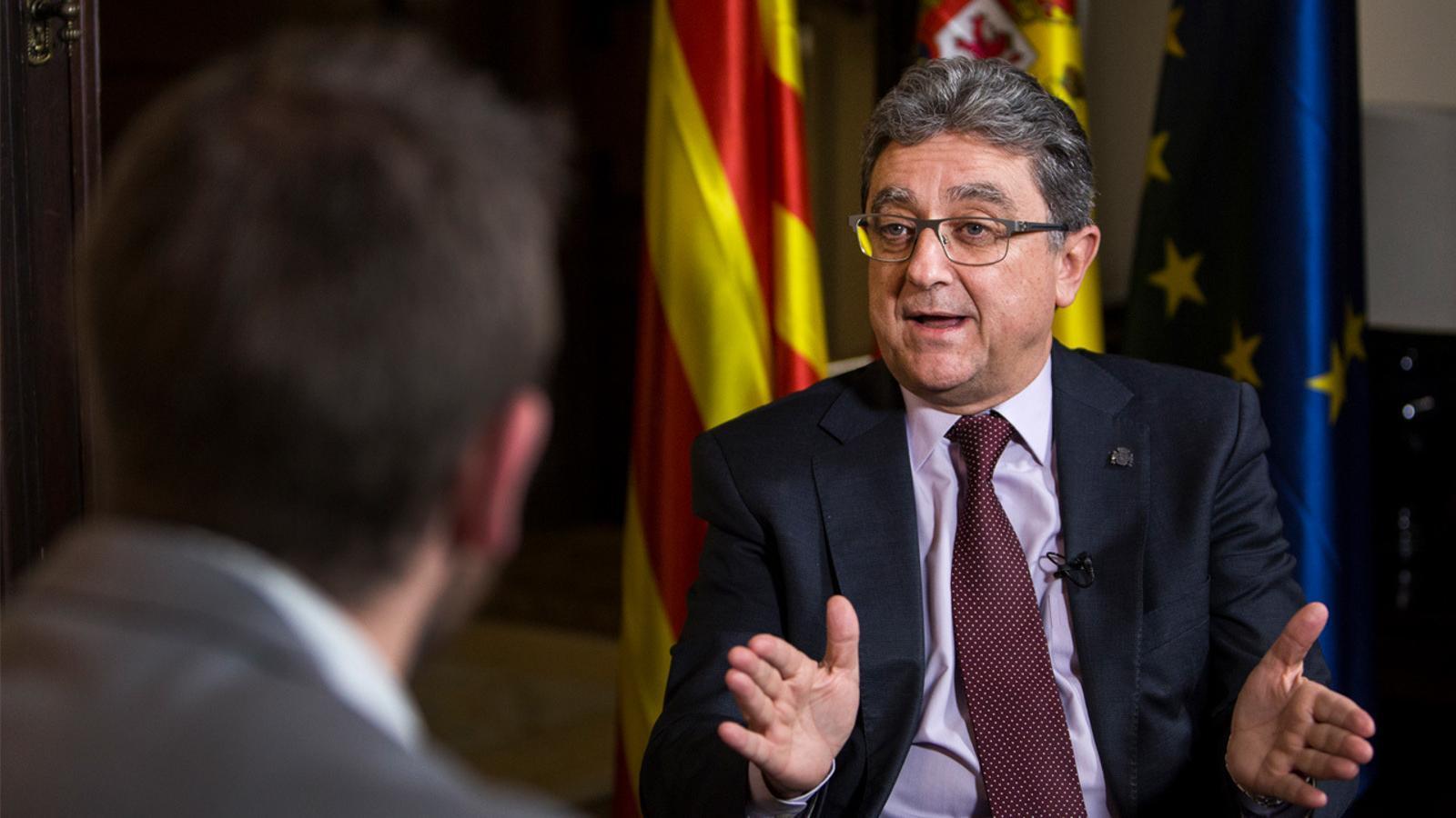 Entrevista de Maiol Roger a Enric Millo
