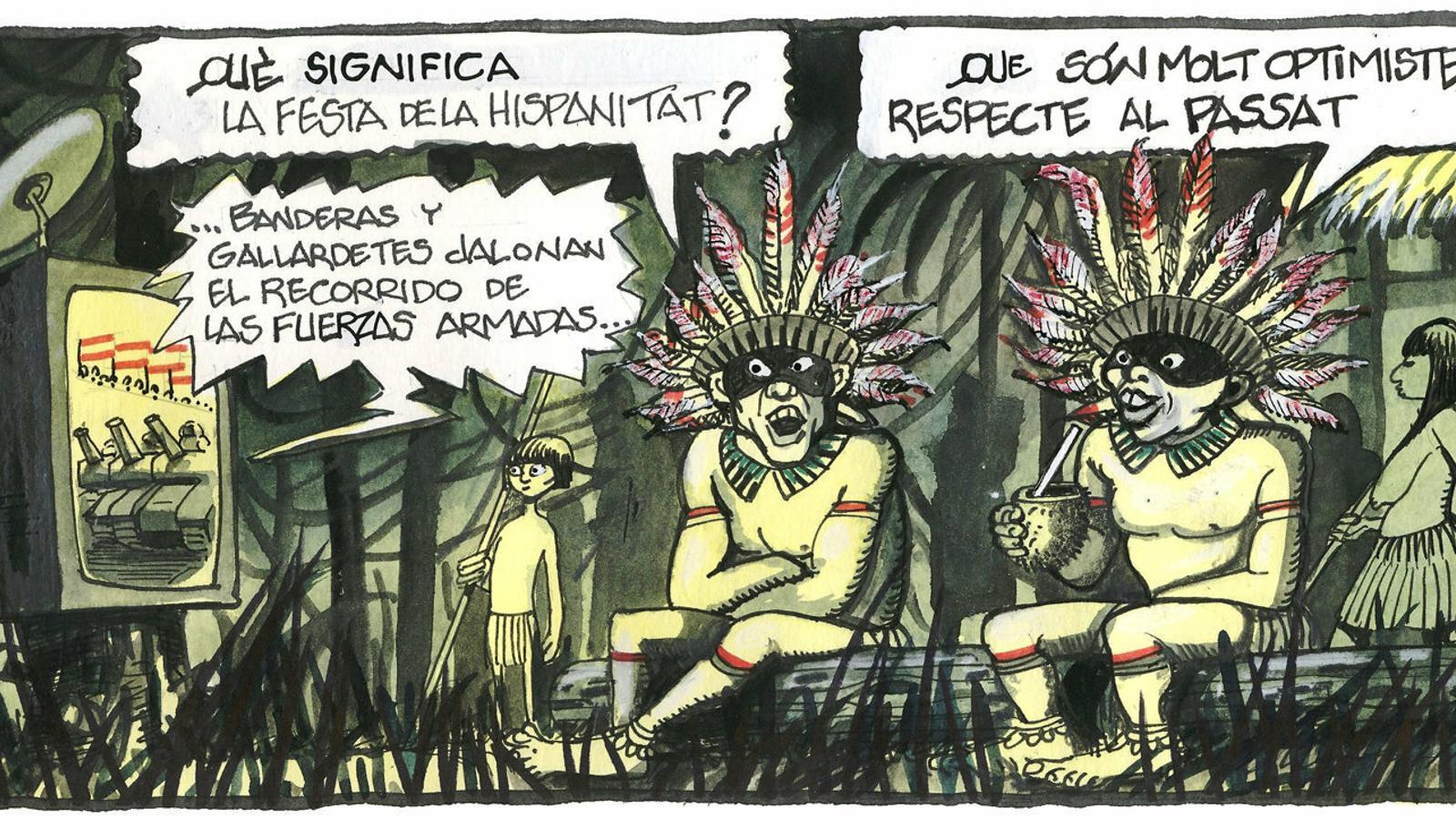 'A la contra', per Ferreres 12/10/2019