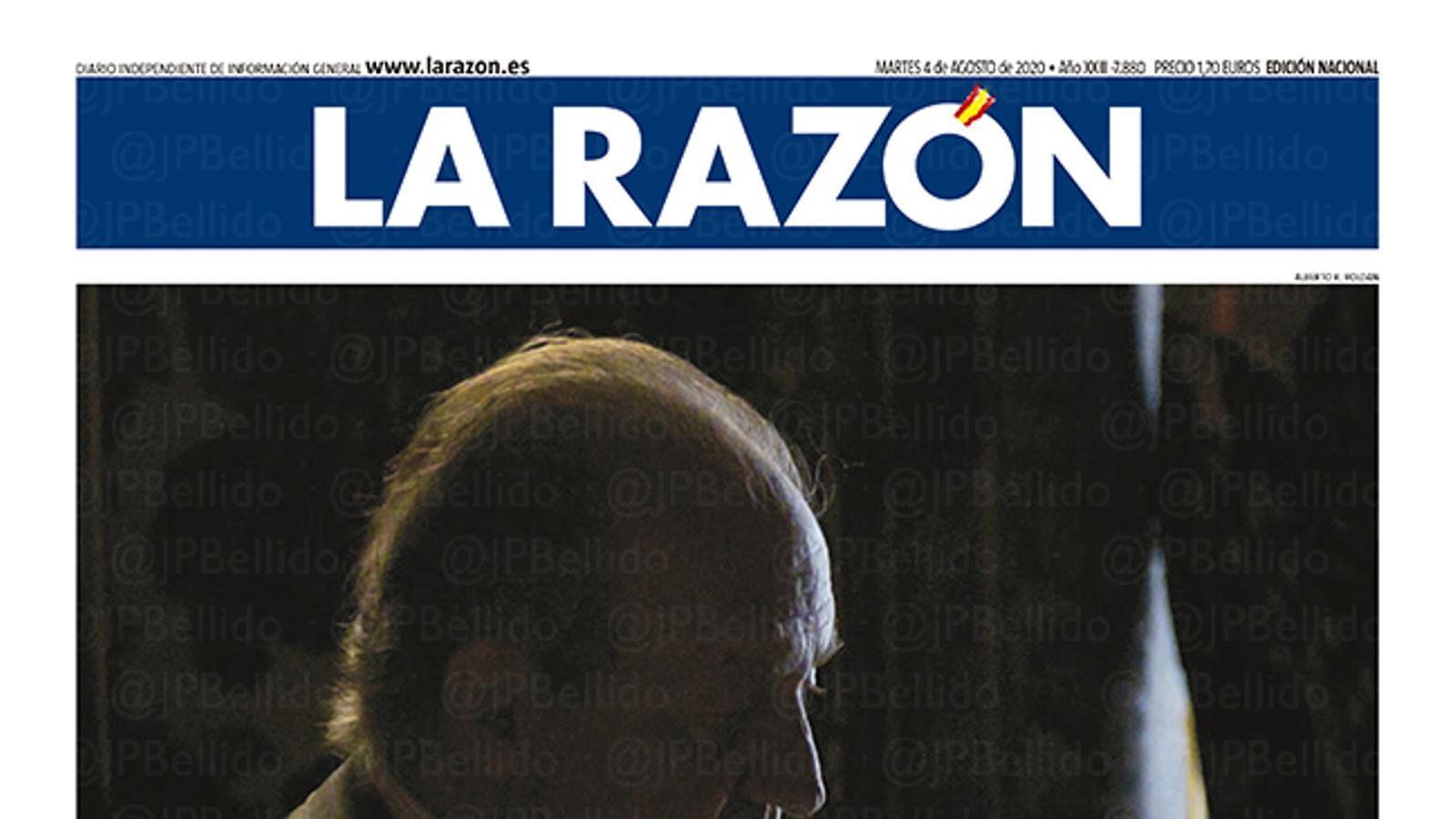 La Razón 4/8