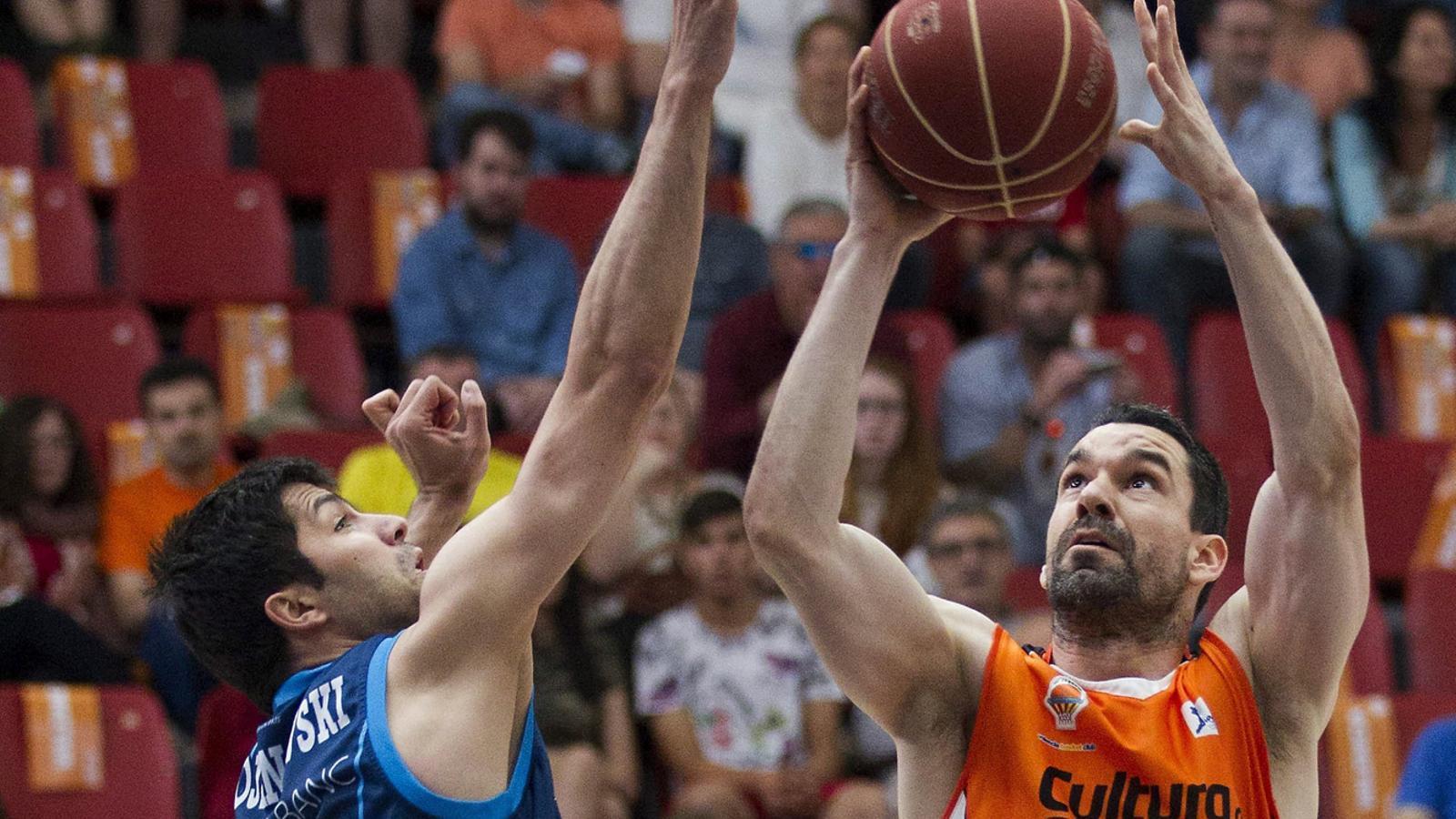 València Basket -MoraBanc Andorra