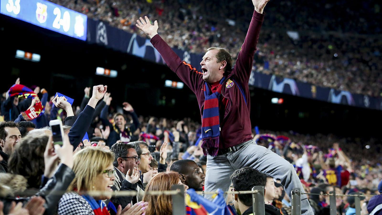 Futbol: la muntanya russa de les emocions
