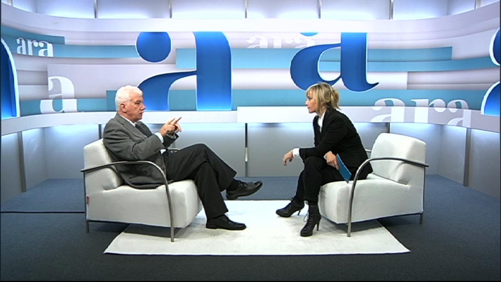 Entrevista a Joan Vila, empresari