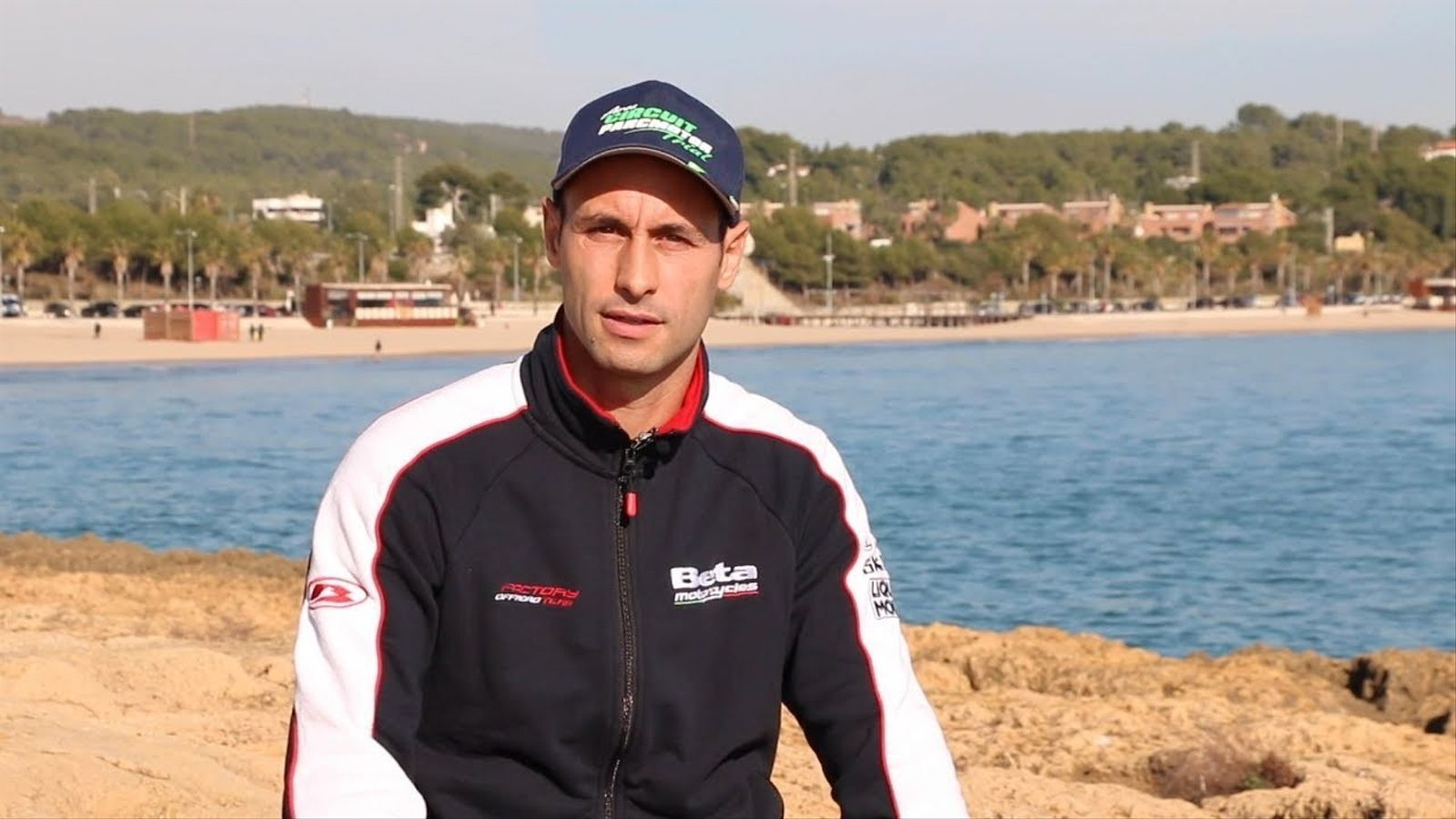 Albert Cabestany anuncia que es retira com a pilot professional de trial
