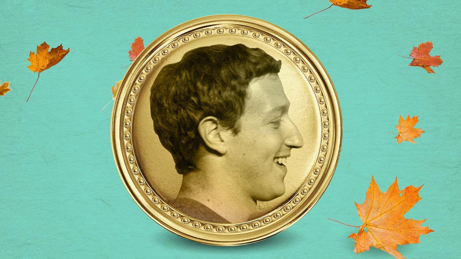 Facebook es queda cap cop més sol en la creació de la libra