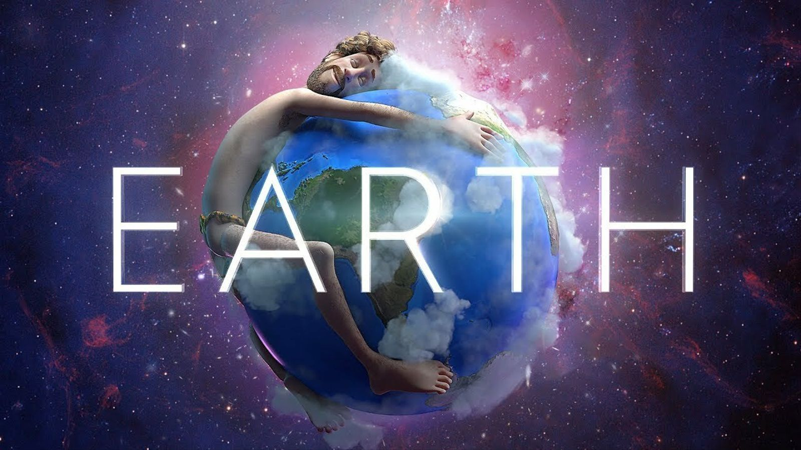 Videoclip del tema 'Earth'