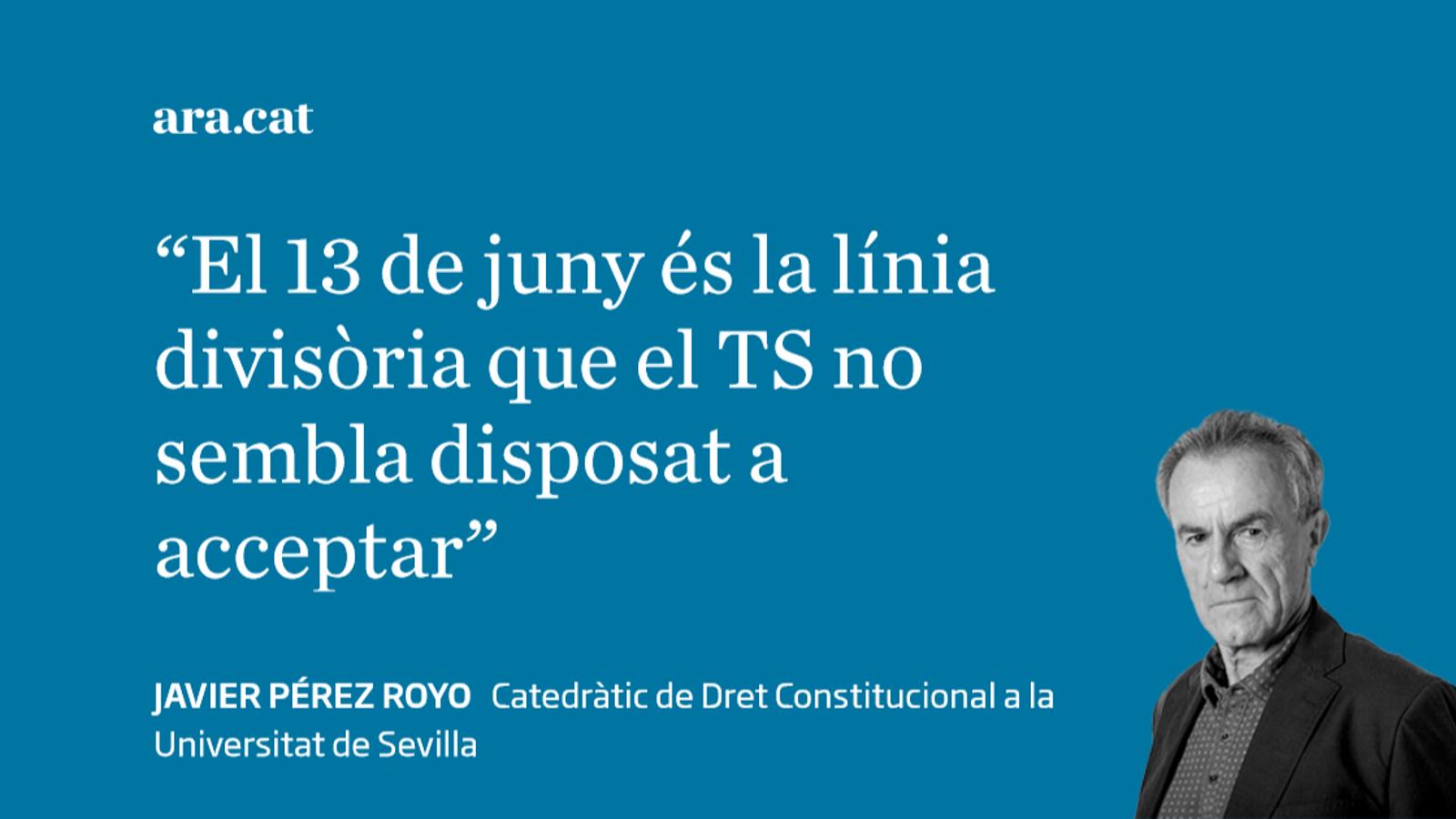 Oriol Junqueras com a raó de fons