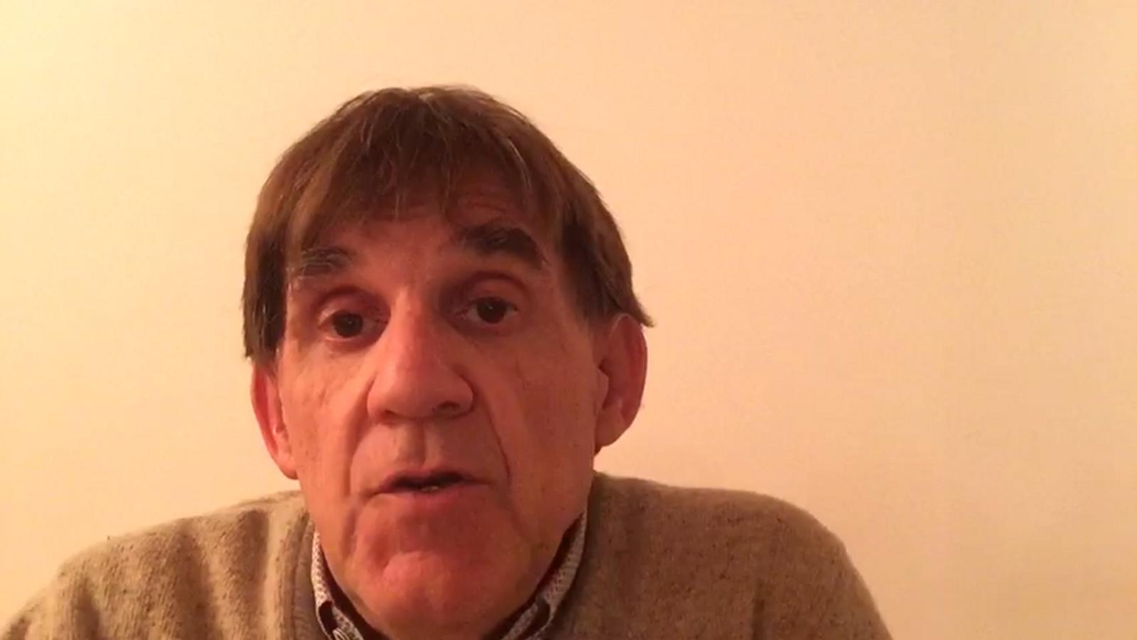 L'epidemiòleg de l'àrea de Salut de Menorca, Maties Torrent