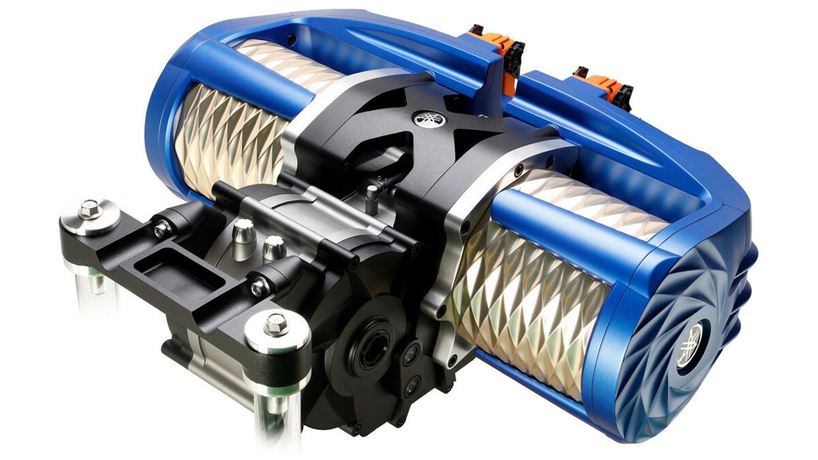 Yamaha presenta un motor elèctric de 150 CV adaptable a diversos vehicles
