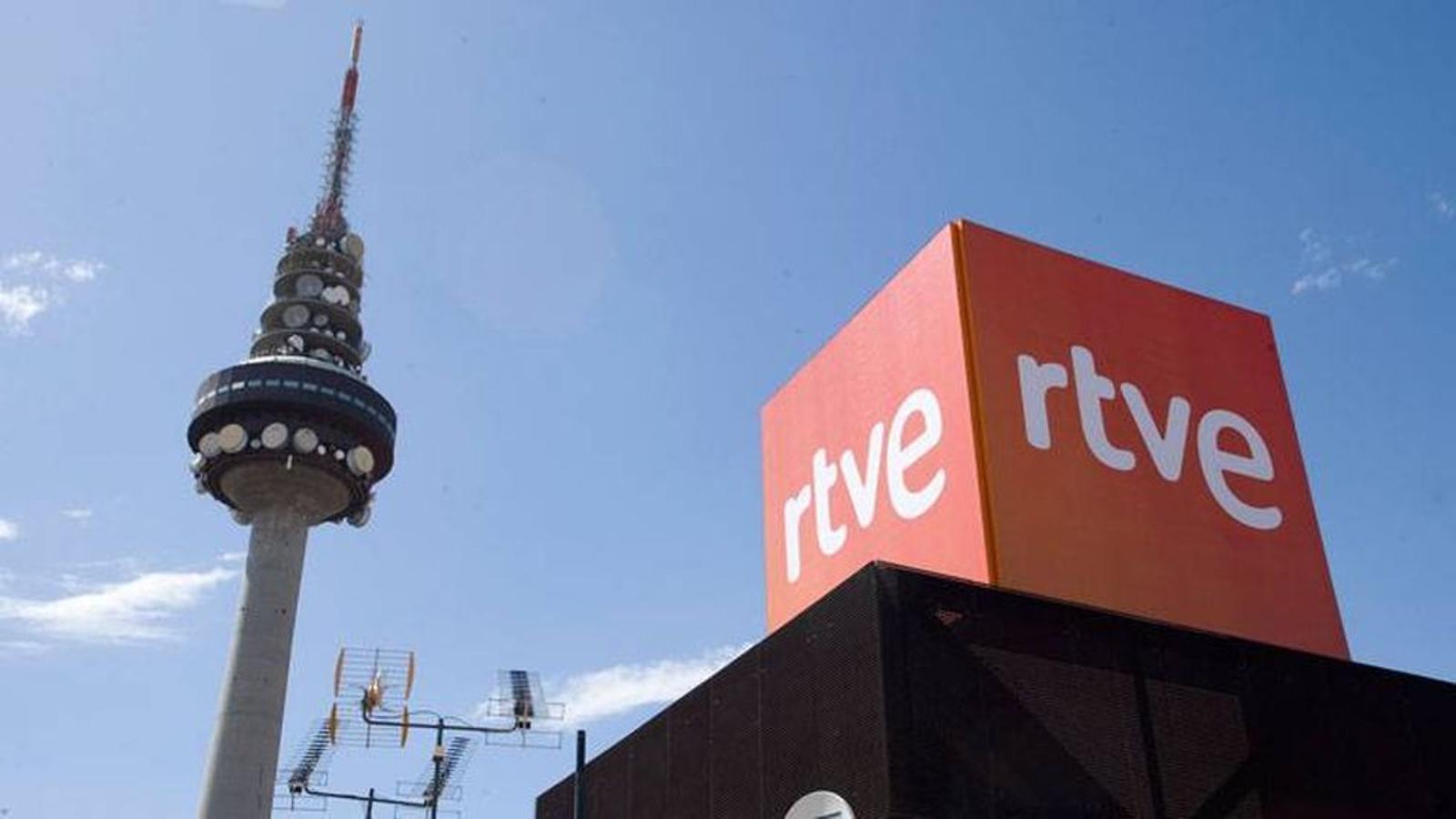 RTVE ha estat multada amb més de 200.000 euros
